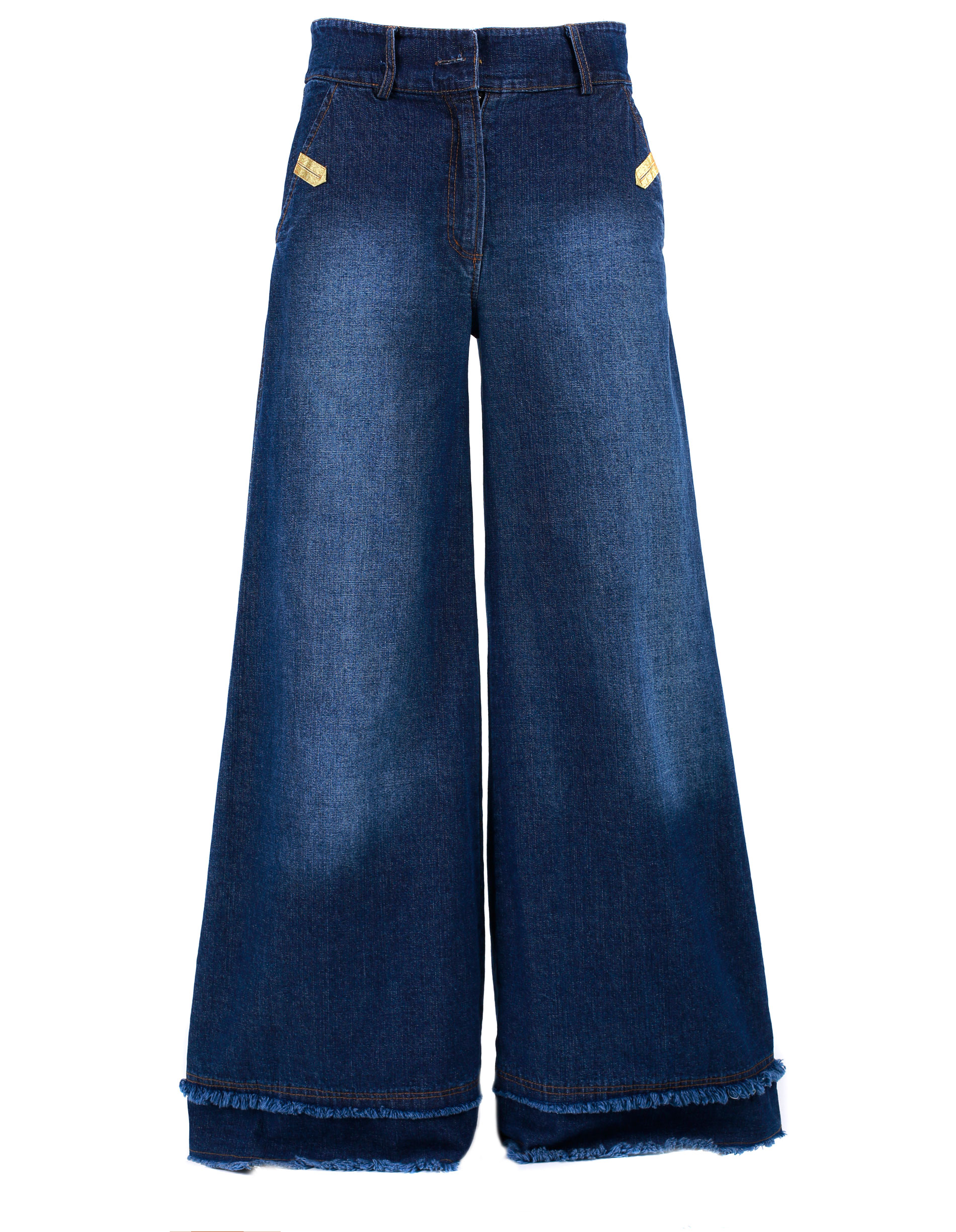 Spodnie - 152-P193 JEAN - Unisono