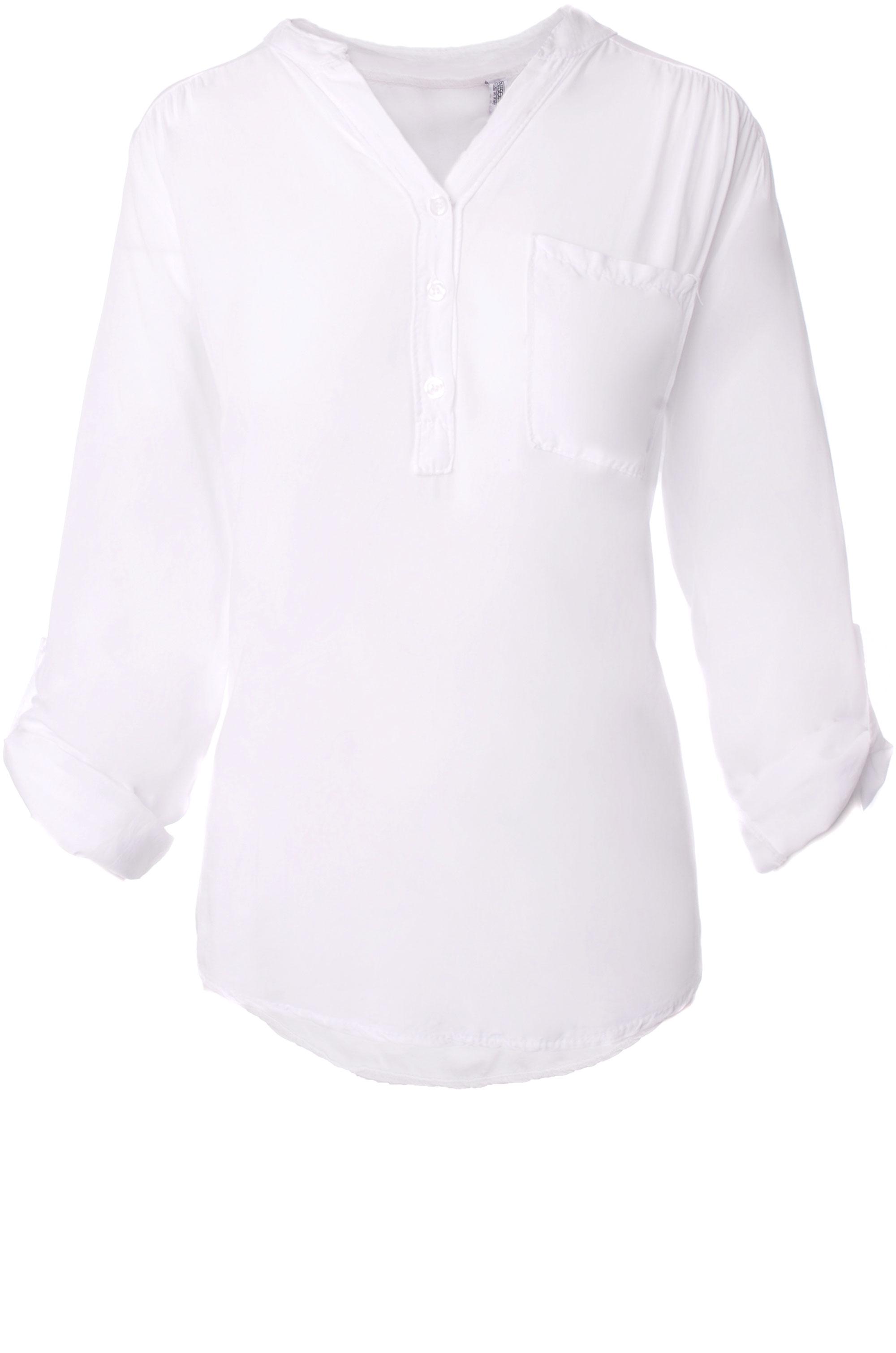 Koszula - 45-507 BIANCO - Unisono