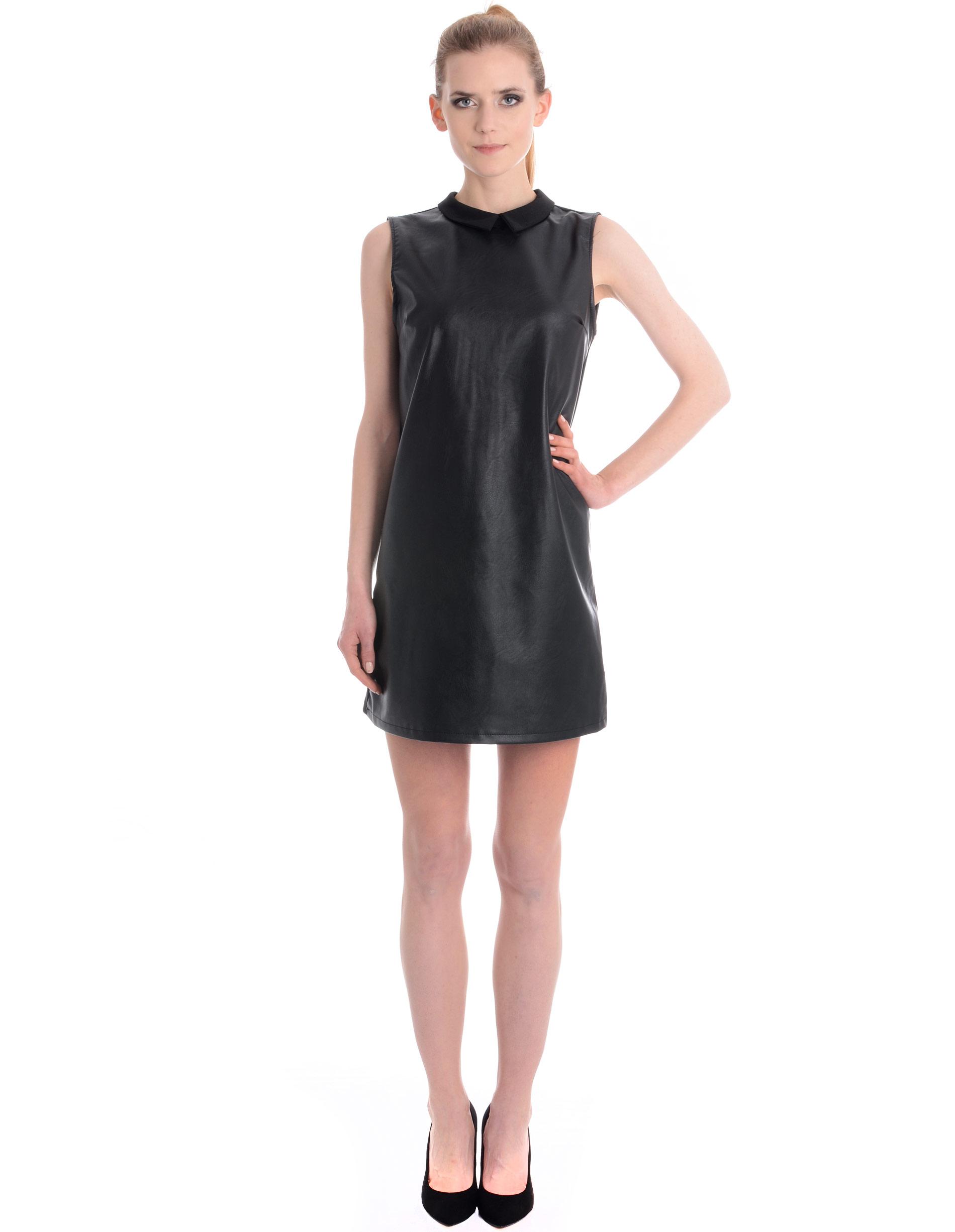 Sukienka - 5-3959 NERO - Unisono