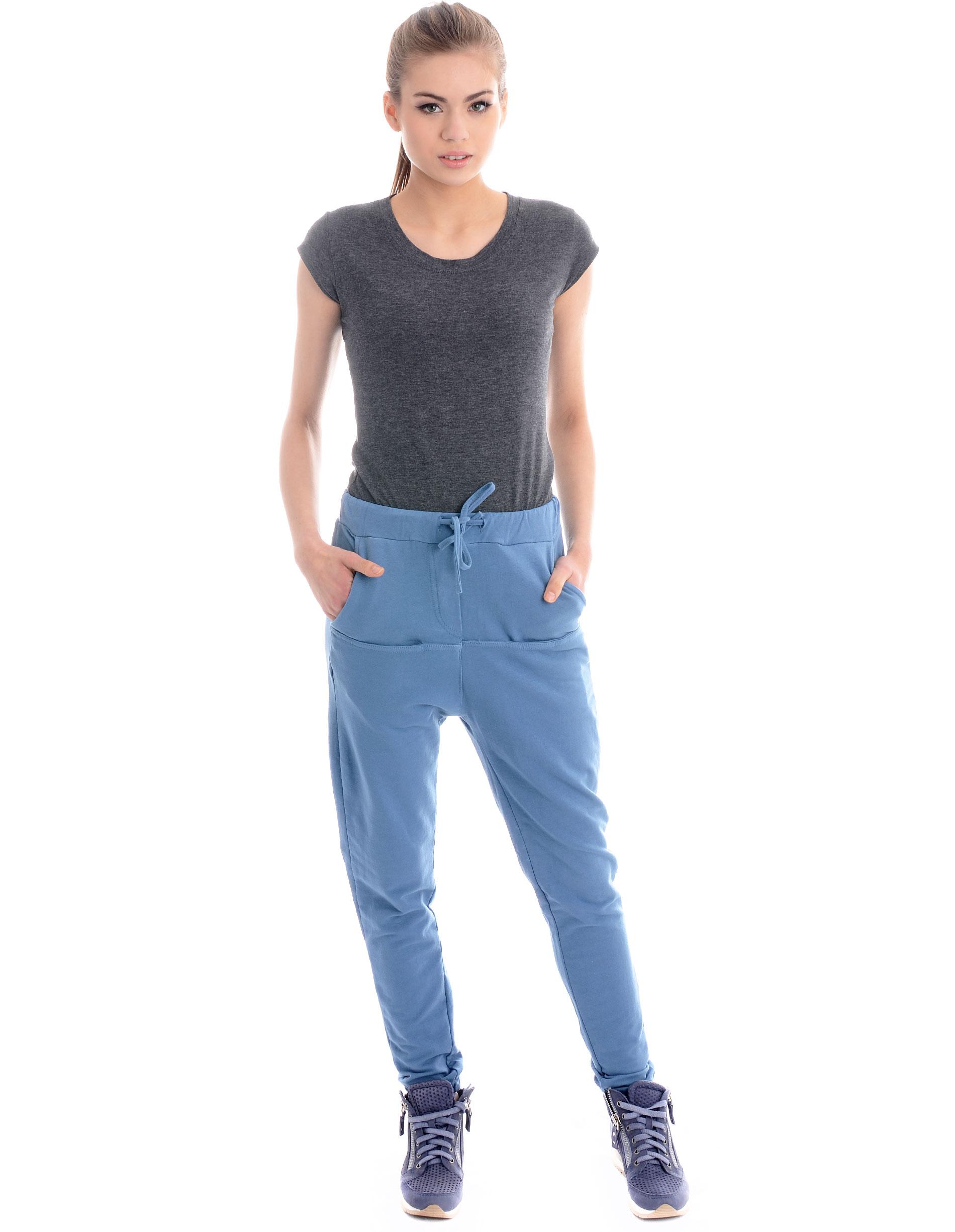 Spodnie - 80-1908 JEANS - Unisono