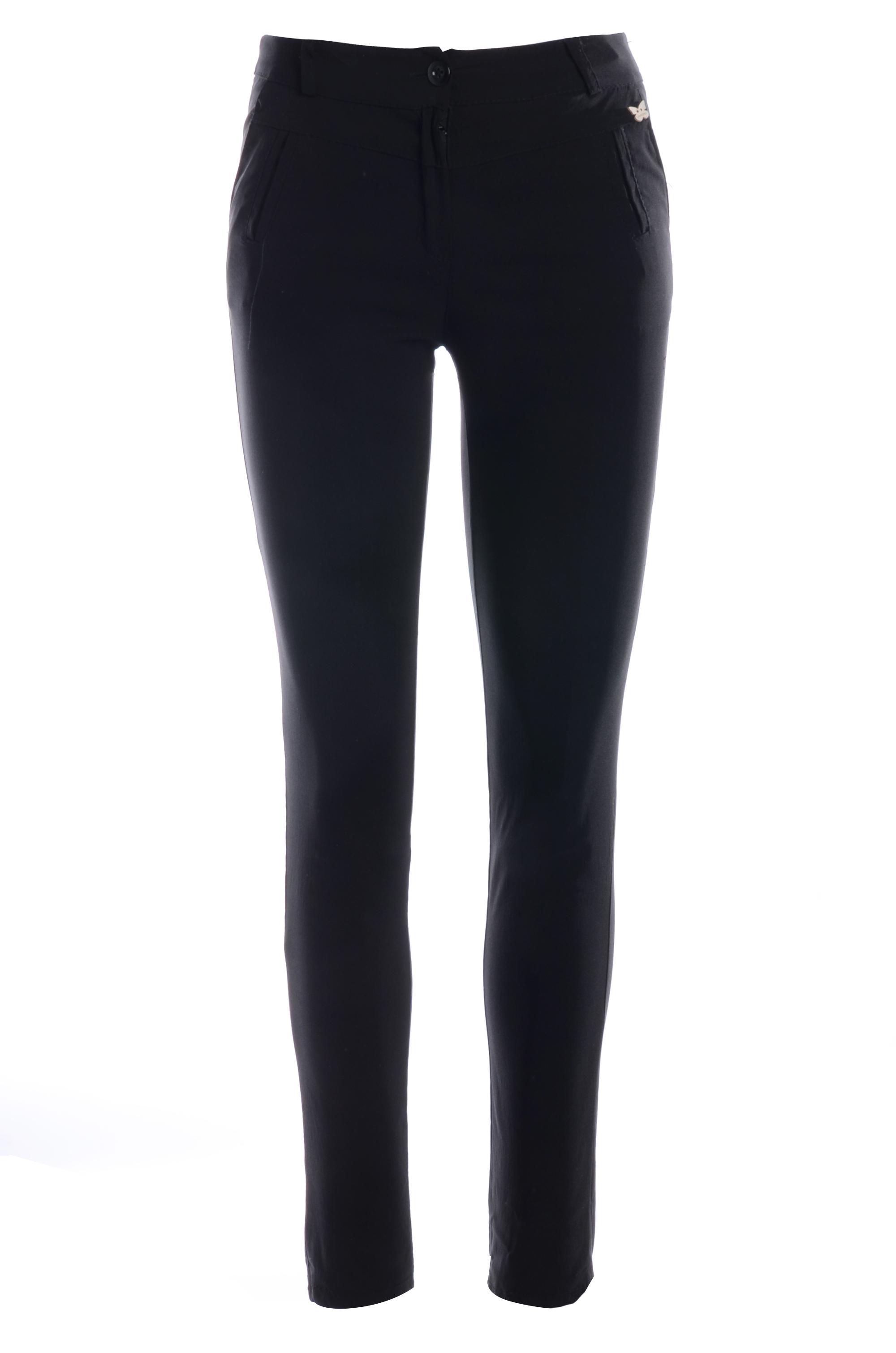 Spodnie - 10-2850 NERO - Unisono