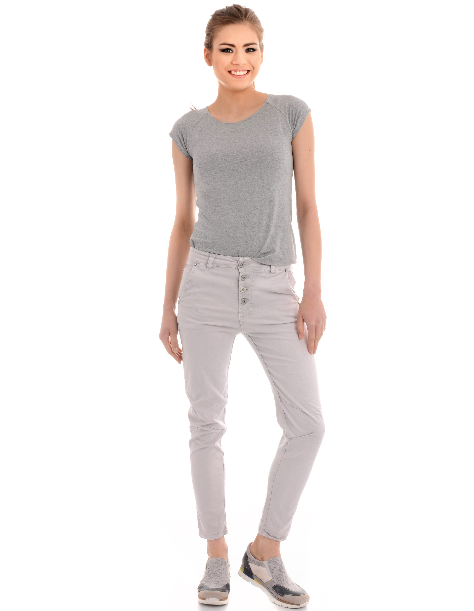 Spodnie - 137-2656 PERL - Unisono