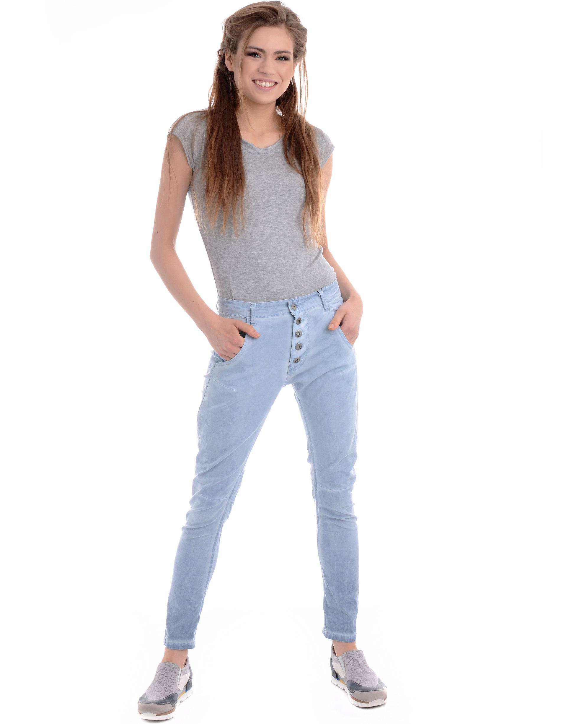 Spodnie - 36-1024 JEANS - Unisono