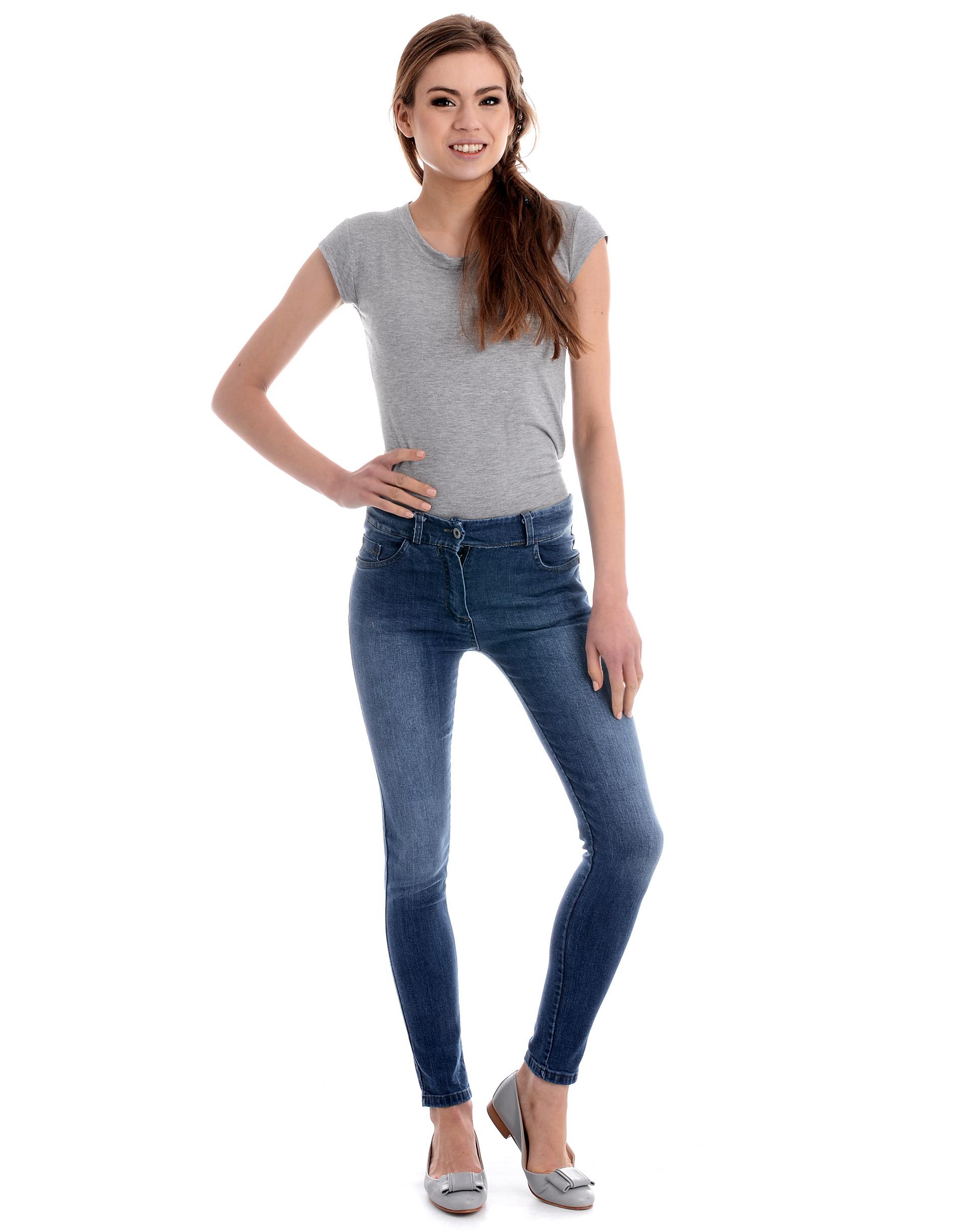 Spodnie - 54-5205 JEANS - Unisono