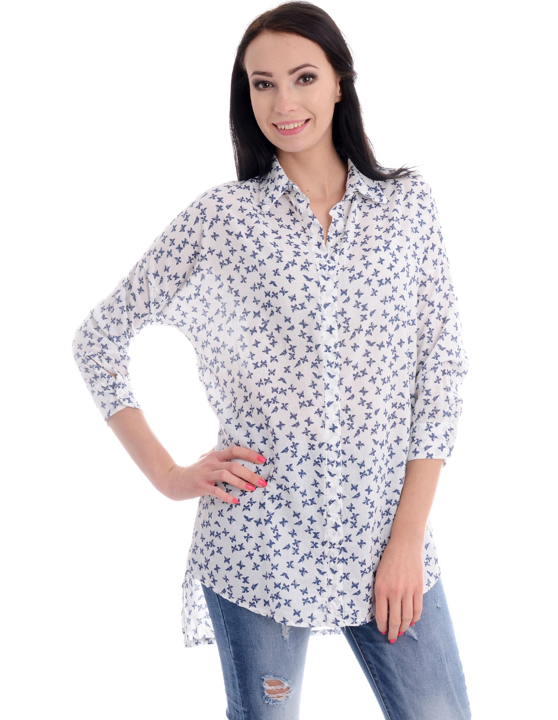 Koszula - 33-6305S PANN - Unisono