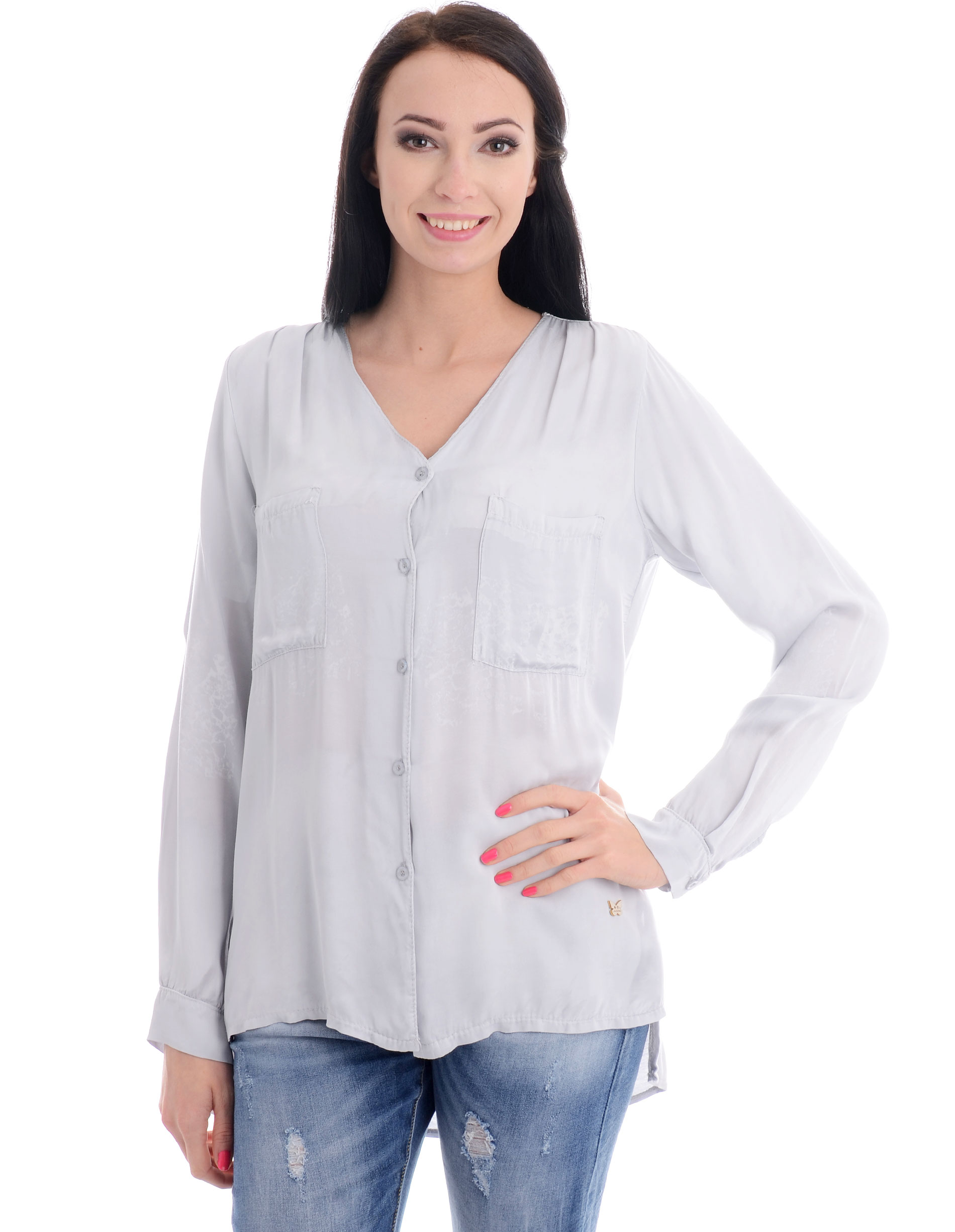 Koszula - 33-6870 GRIGI - Unisono