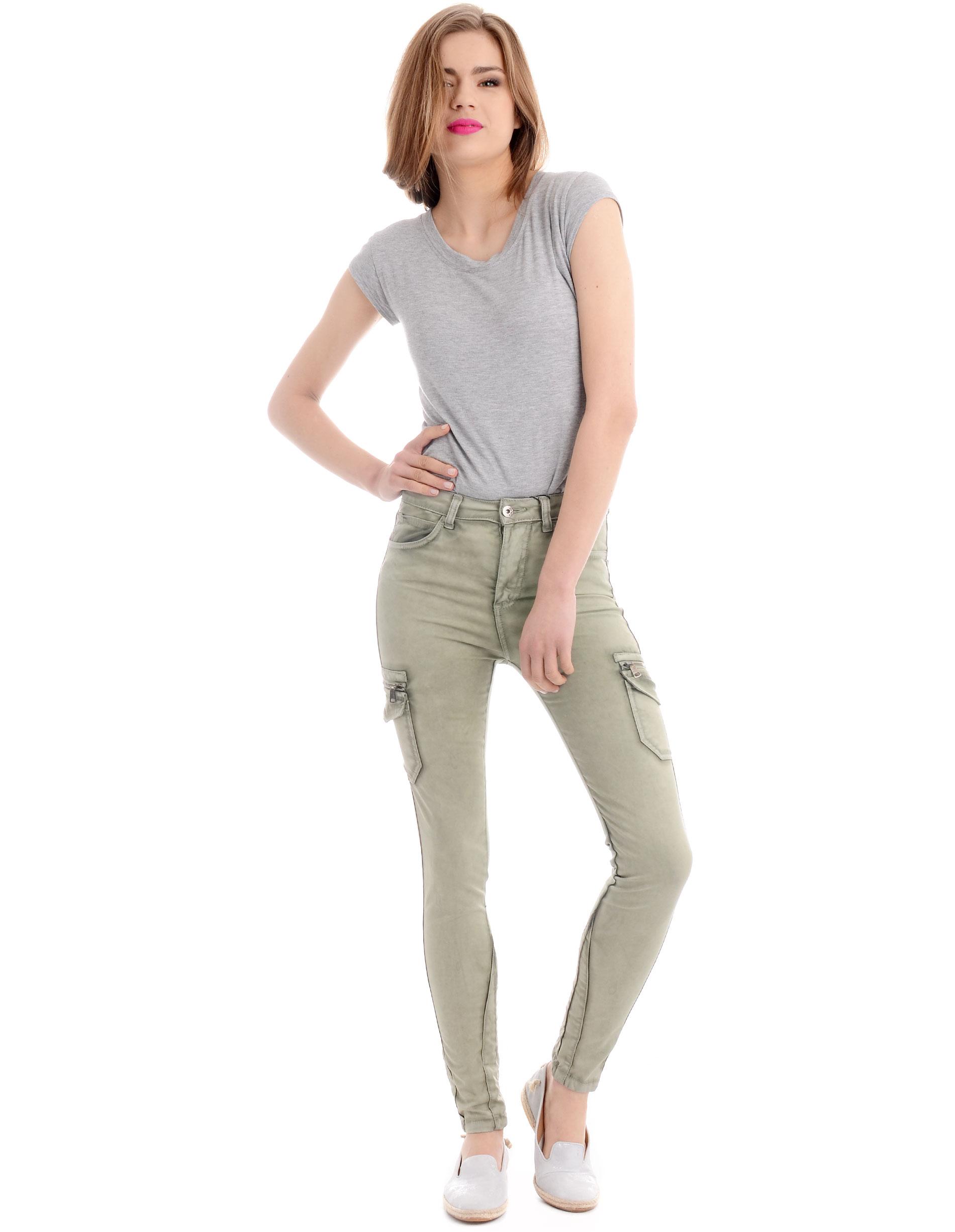 Spodnie - 102-1018 MILI - Unisono