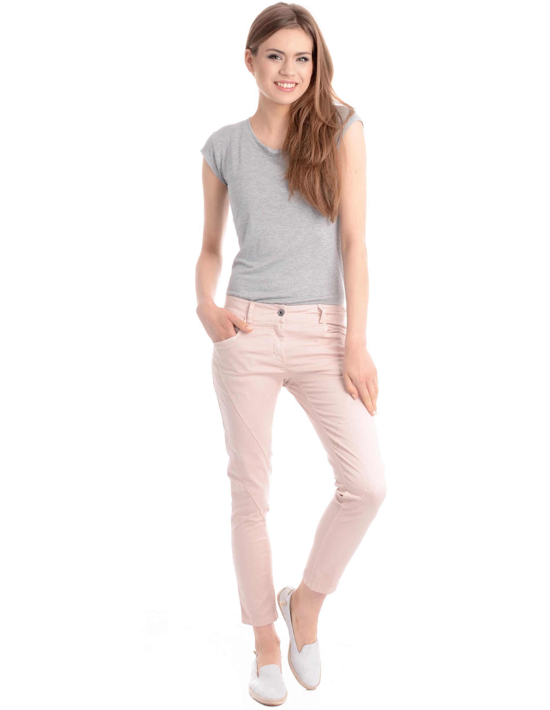 Spodnie - 30-16P273 ROS - Unisono