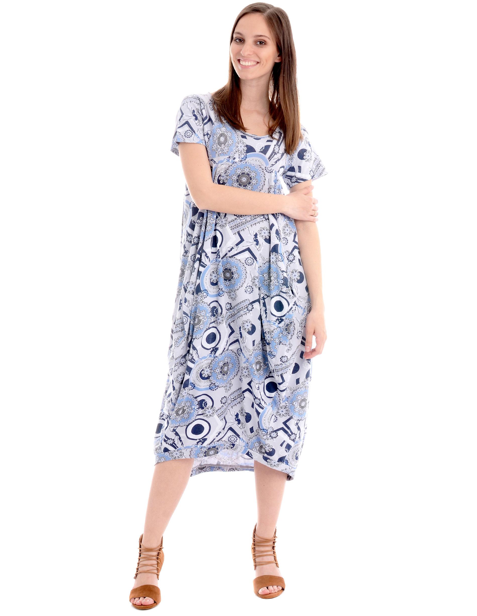 Sukienka - 34-565 PERLA - Unisono
