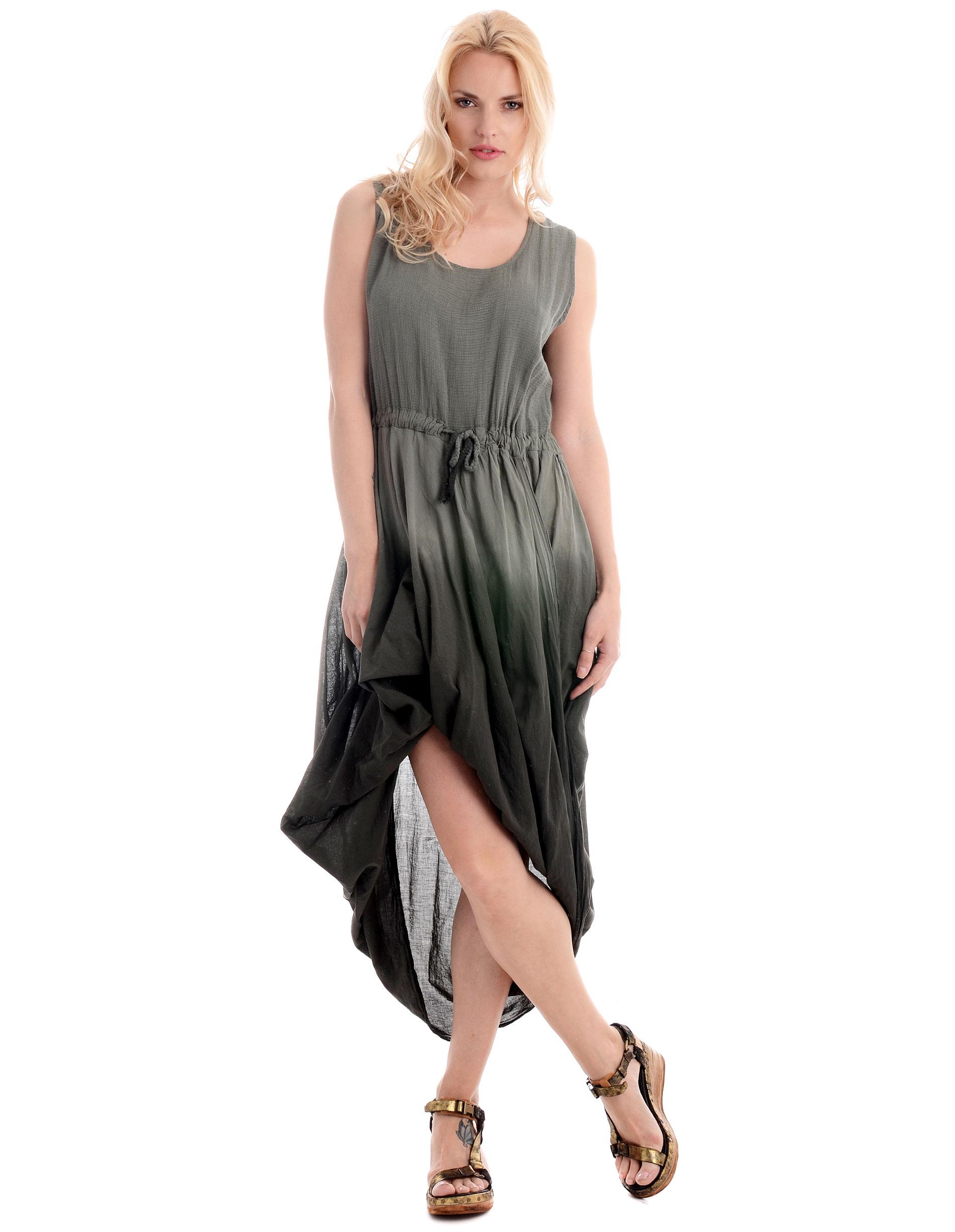 Sukienka - 52-6275 MILIT - Unisono