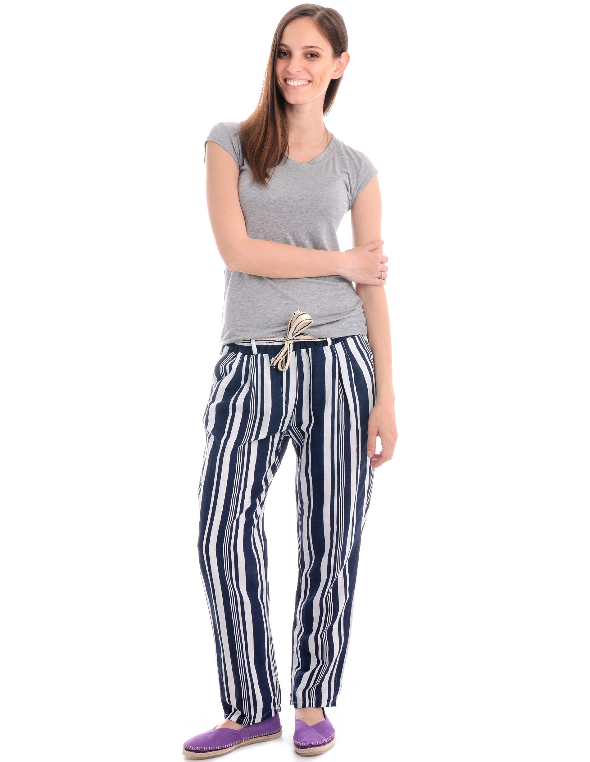 Spodnie - 54-5262 BLU - Unisono