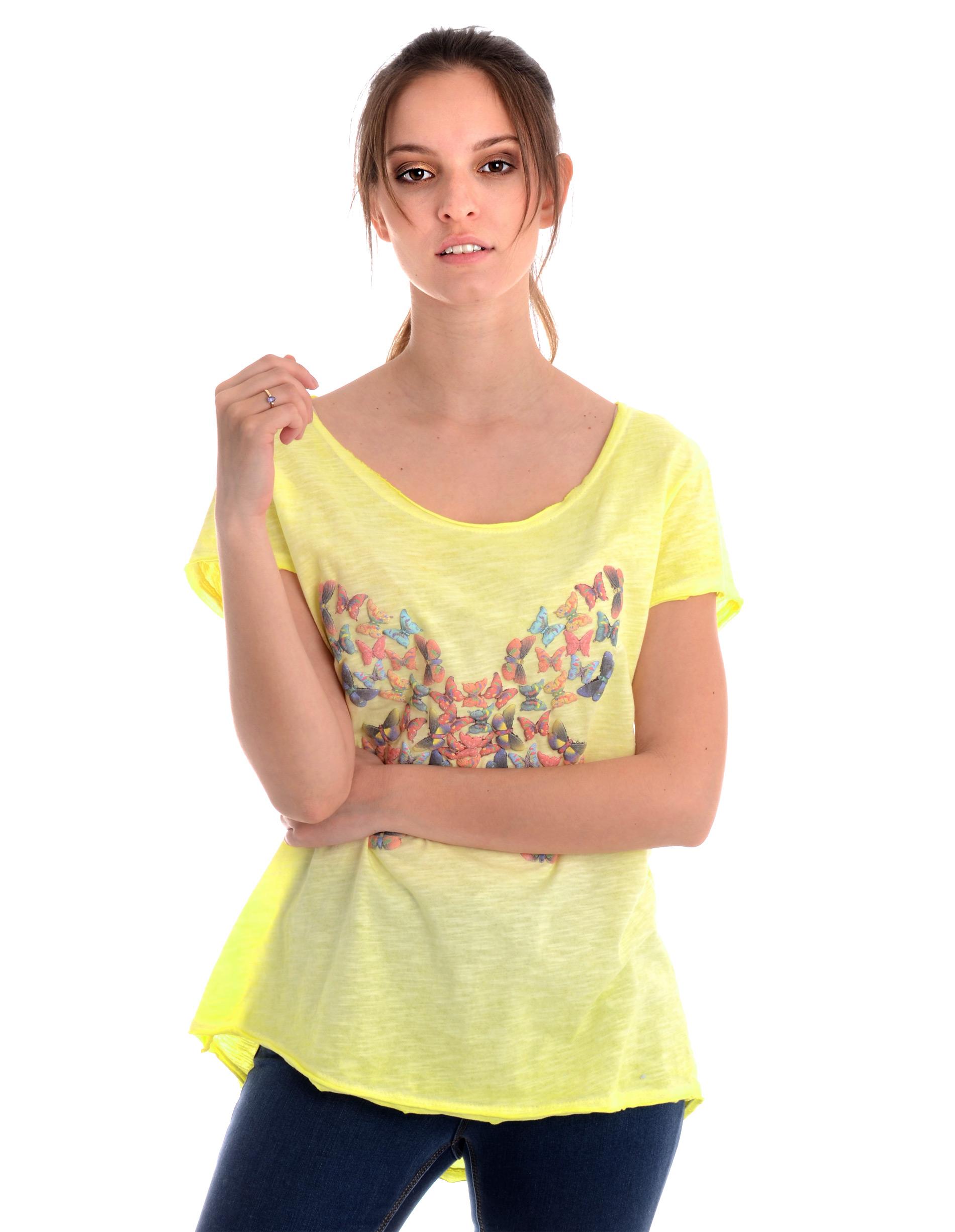 Bluzka - t-shirt - 62-1624 GIALL - Unisono