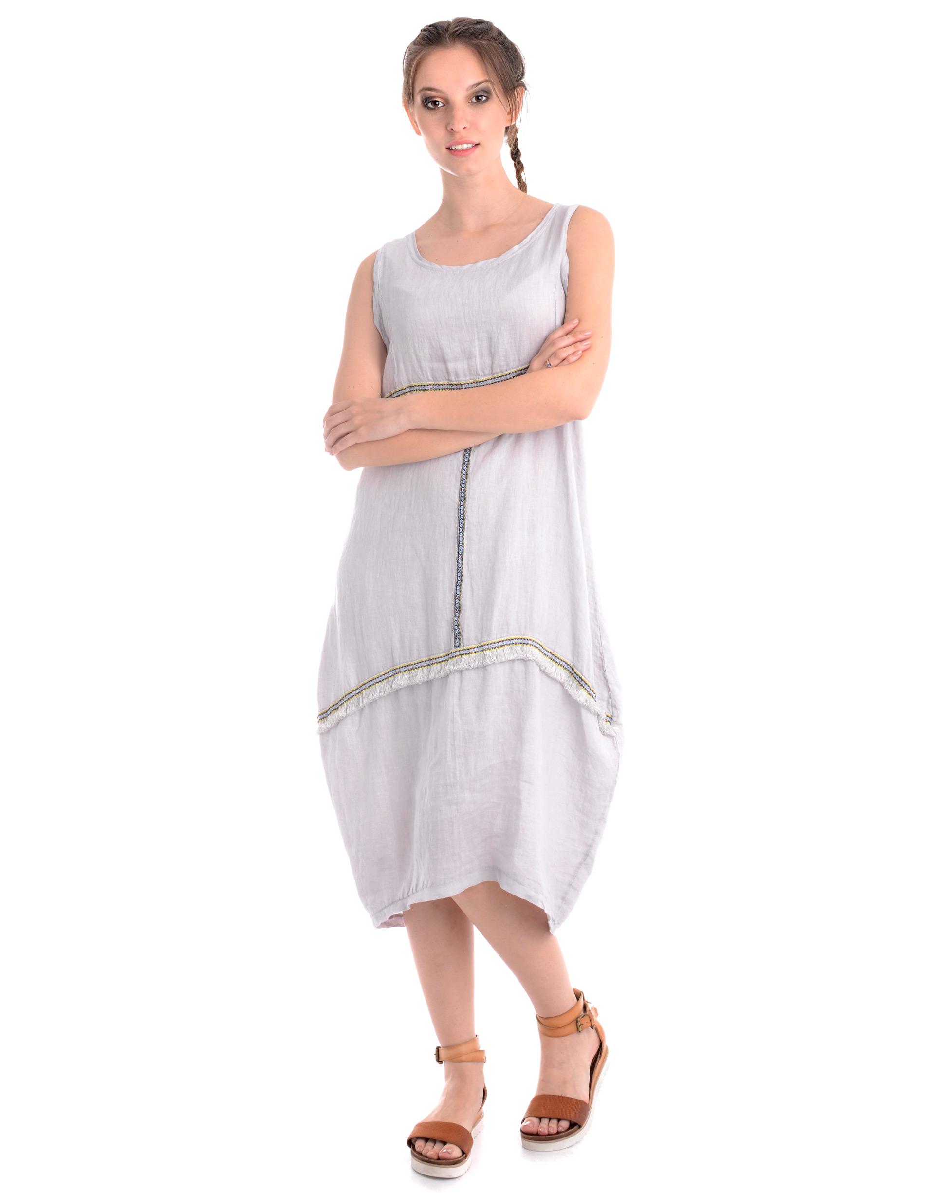 Sukienka - 19-16290 GRIG - Unisono