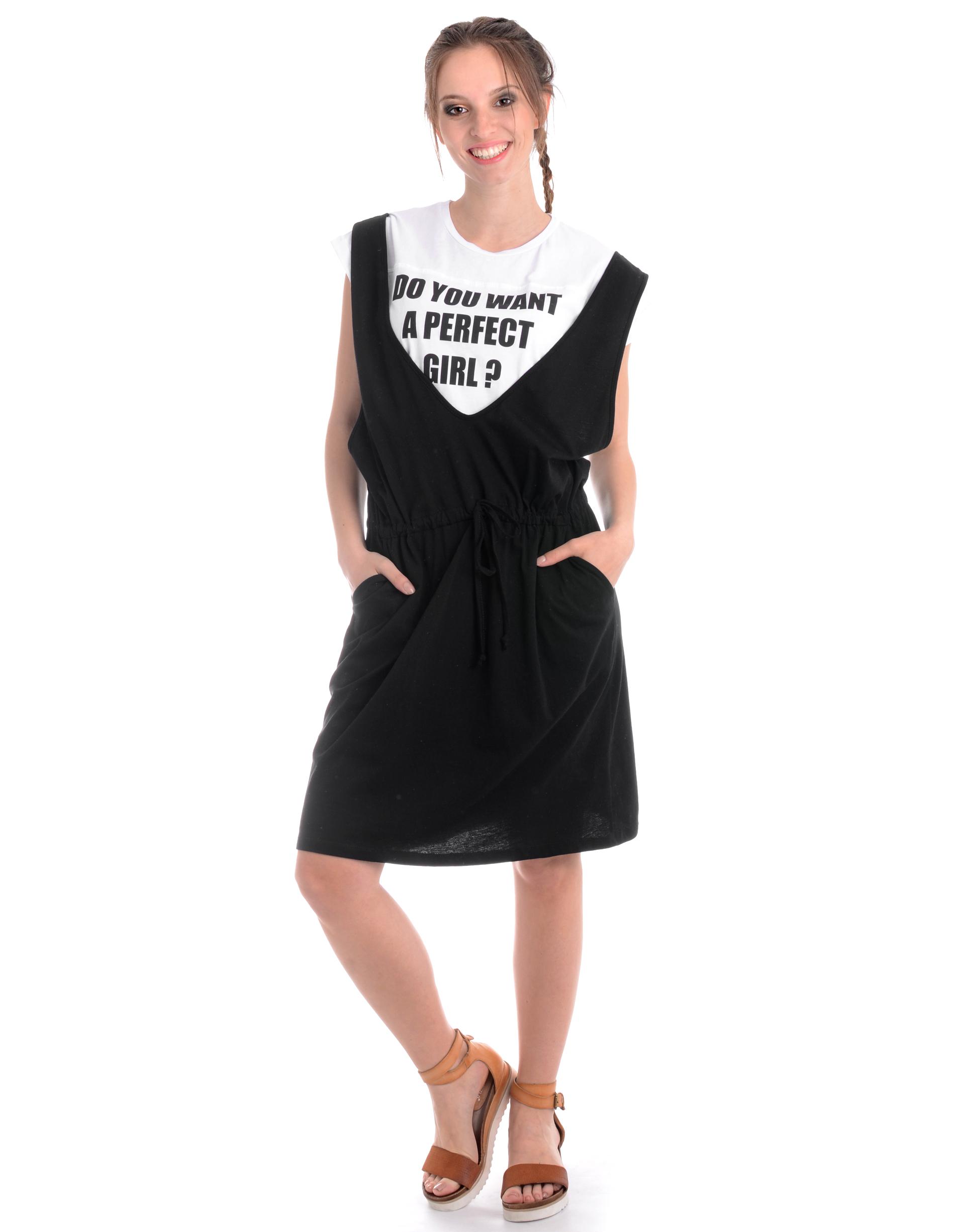 Sukienka - 97-16460 NE-B - Unisono