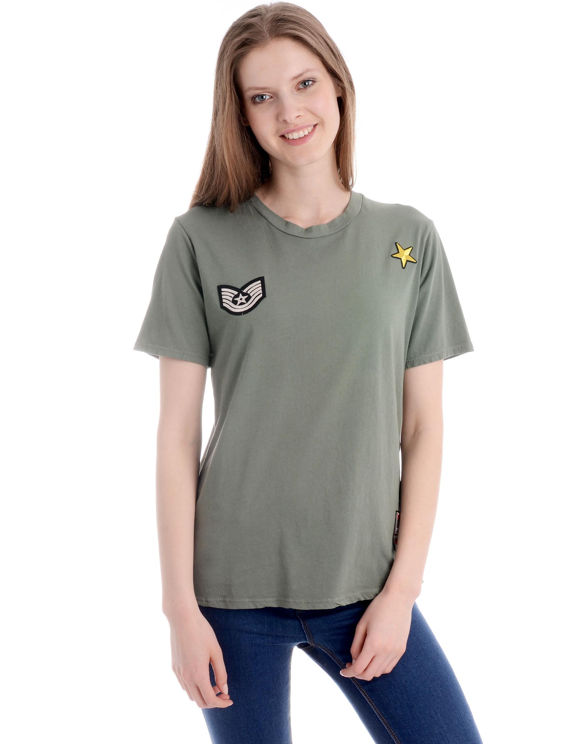 Bluzka - t-shirt - 144-16105 MIL - Unisono