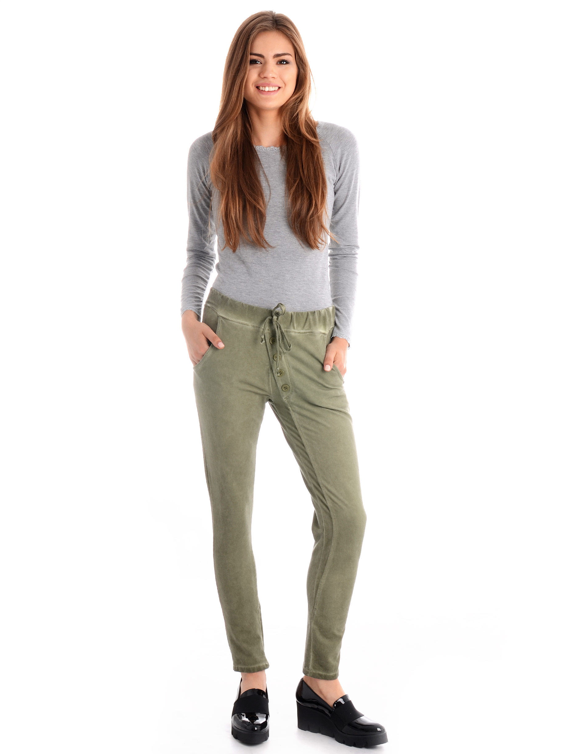 Spodnie - 49-3960 MILIT - Unisono