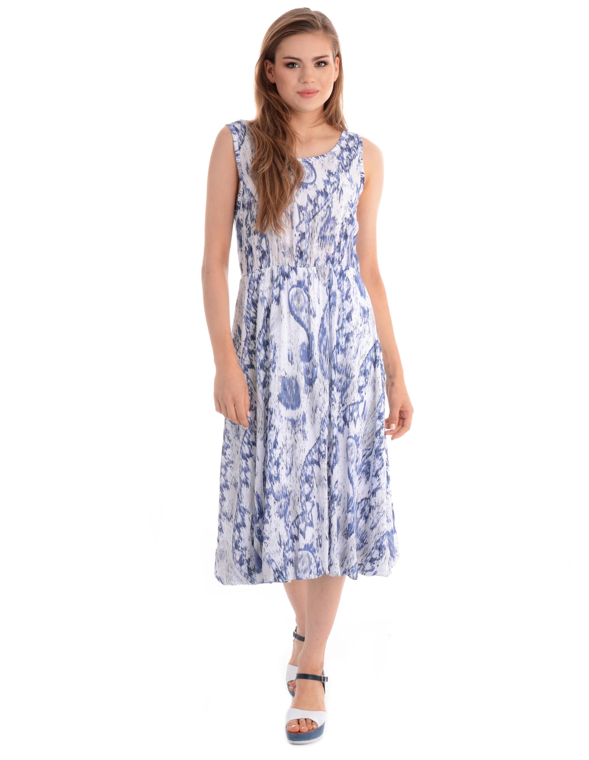 Sukienka - 115-2851 BIAN - Unisono