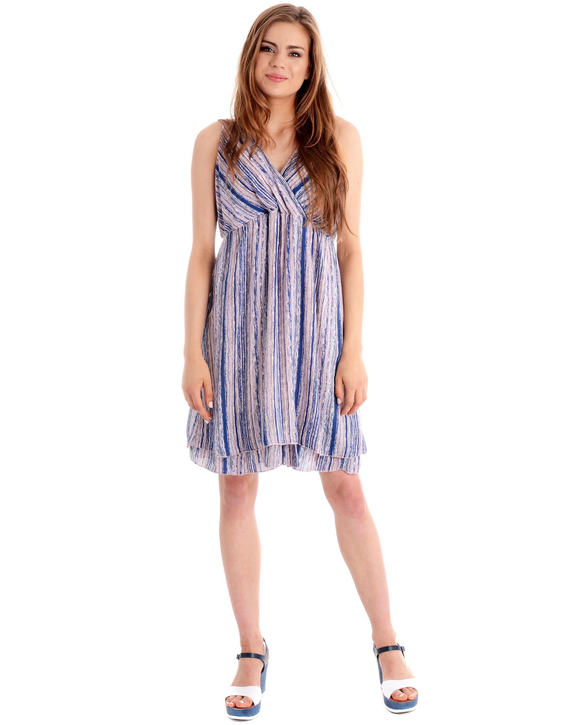 Sukienka - 62-2190 ROSA - Unisono