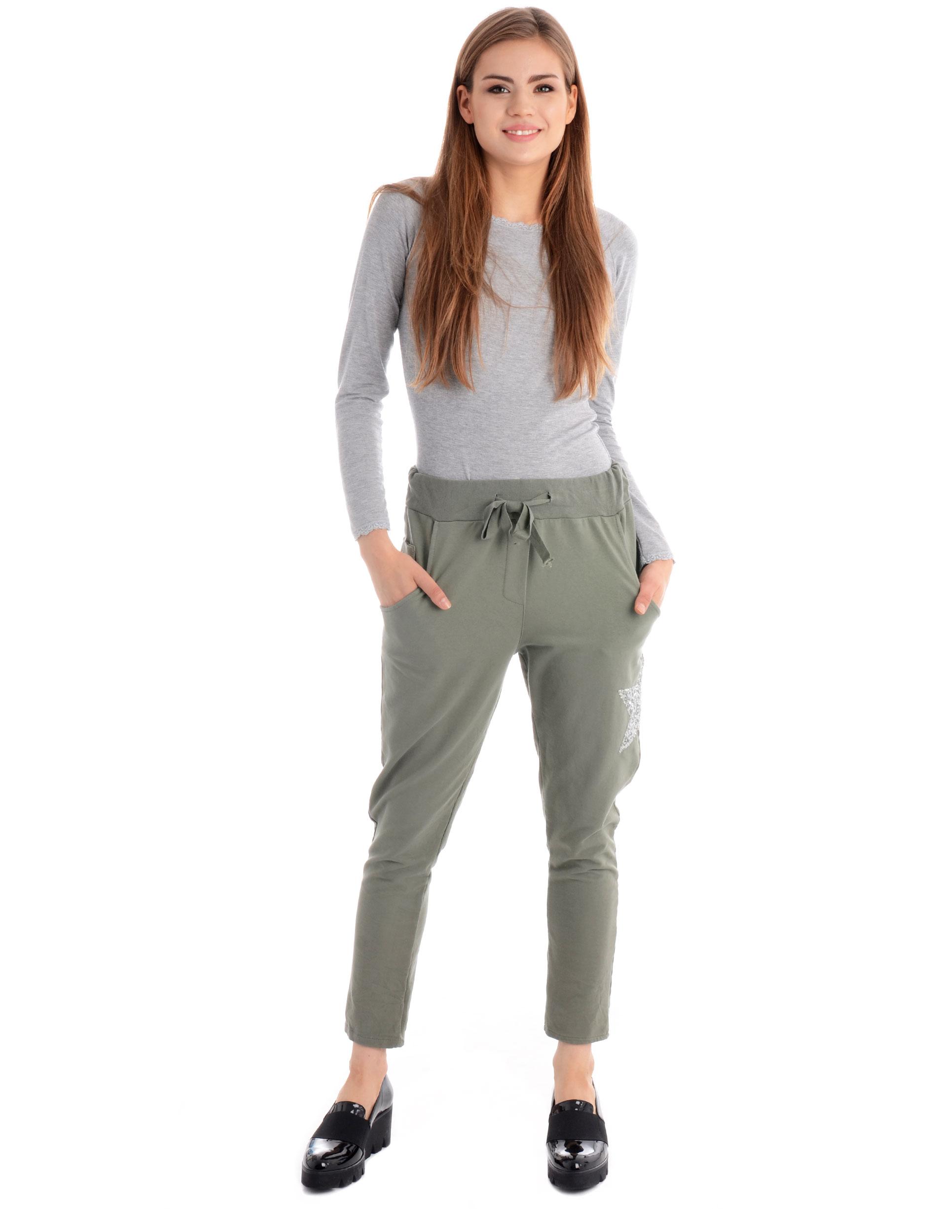Spodnie - 104-1216B MIL - Unisono