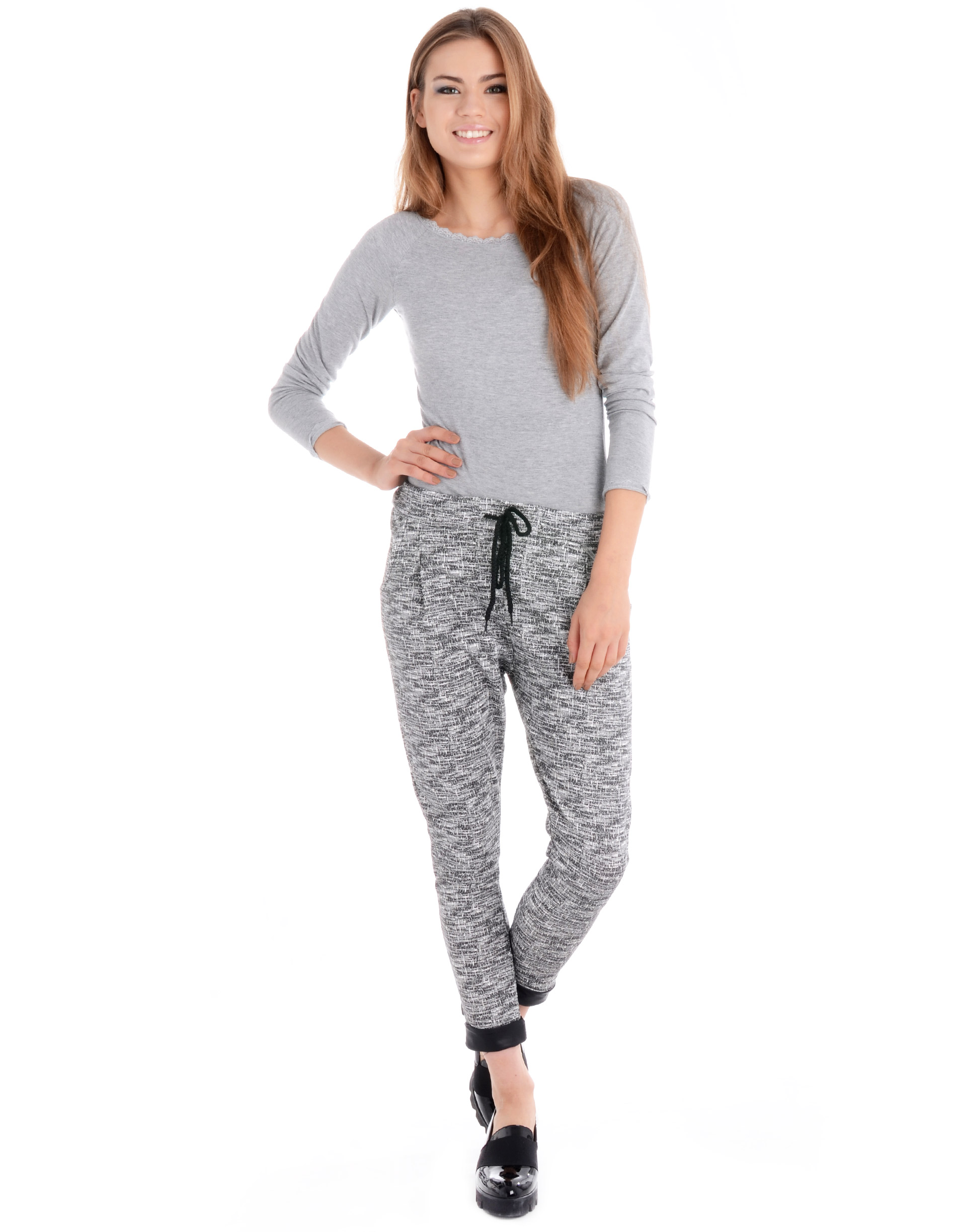 Spodnie - 63-8537 GRIGI - Unisono