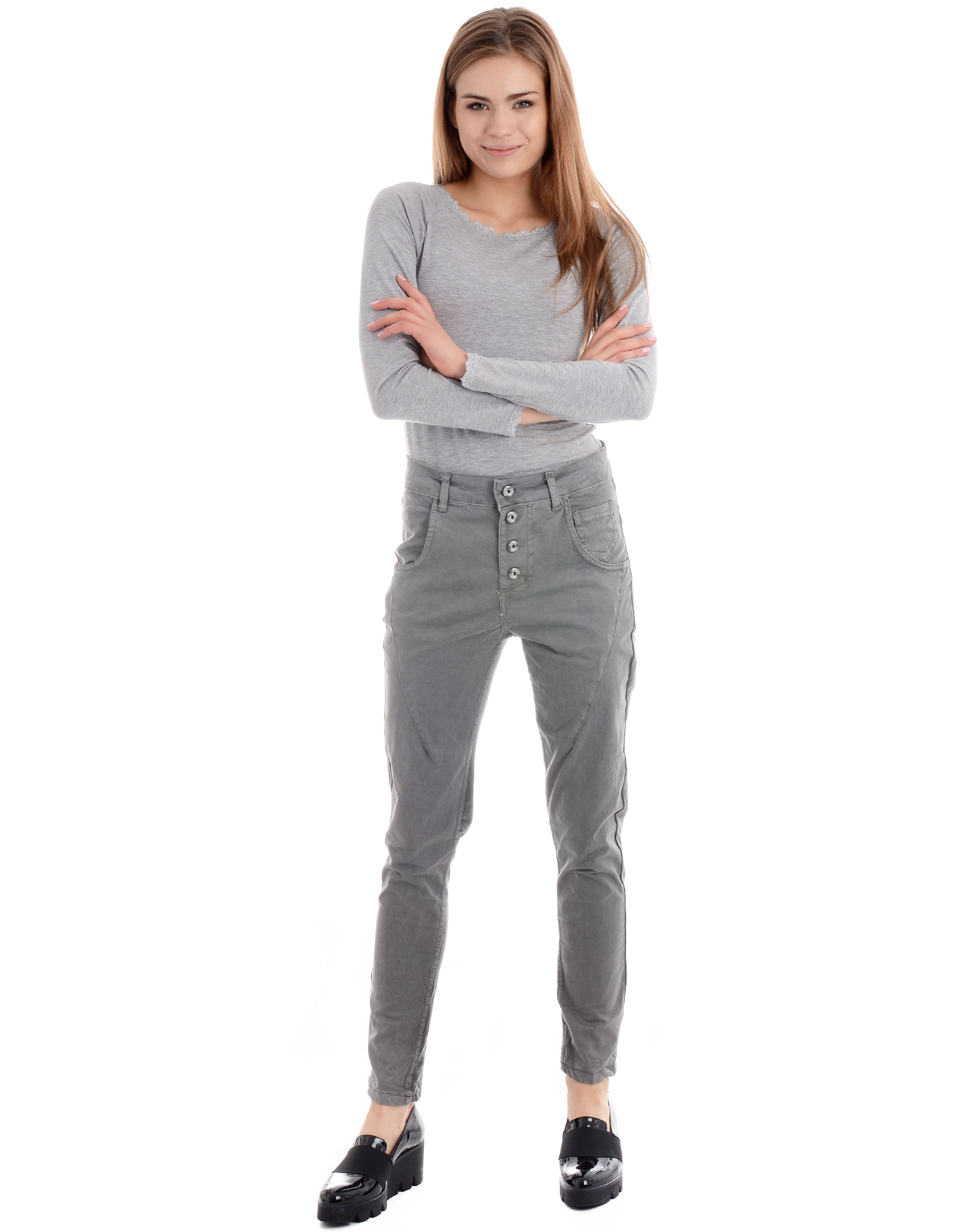 Spodnie - 146-168115 GR - Unisono