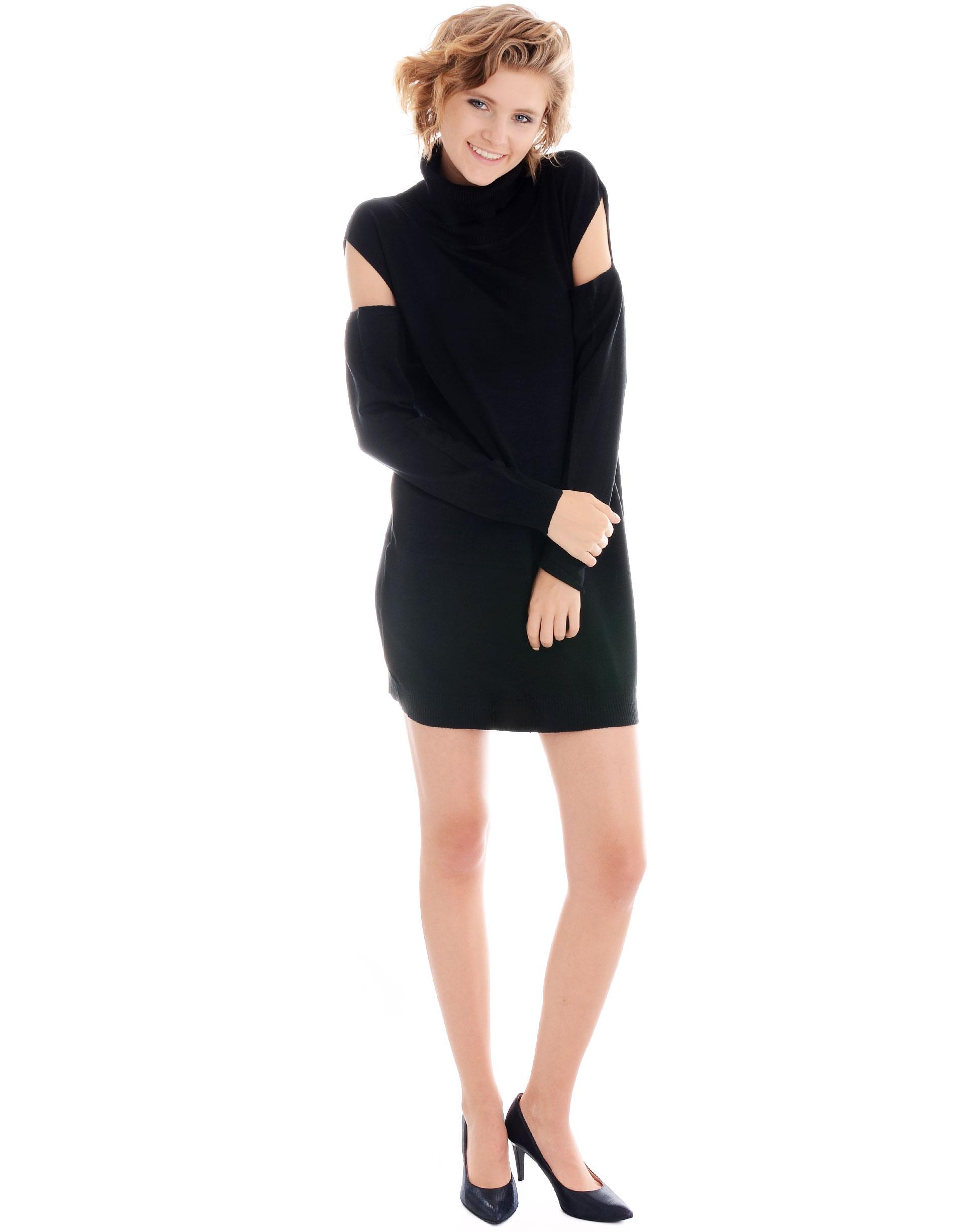Sukienka - 79-JW5151 NER - Unisono