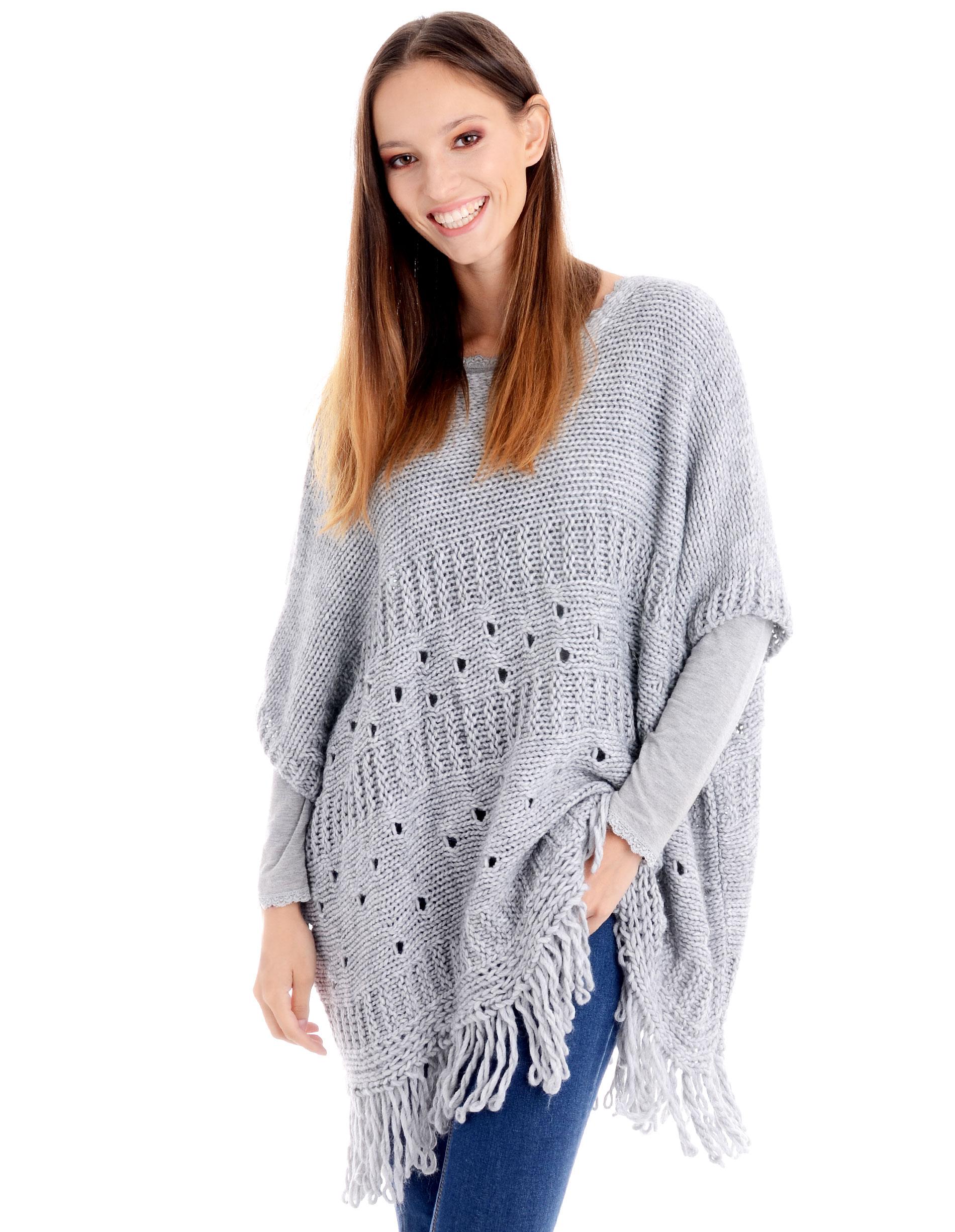Sweter - 67-15632 GRCH - Unisono