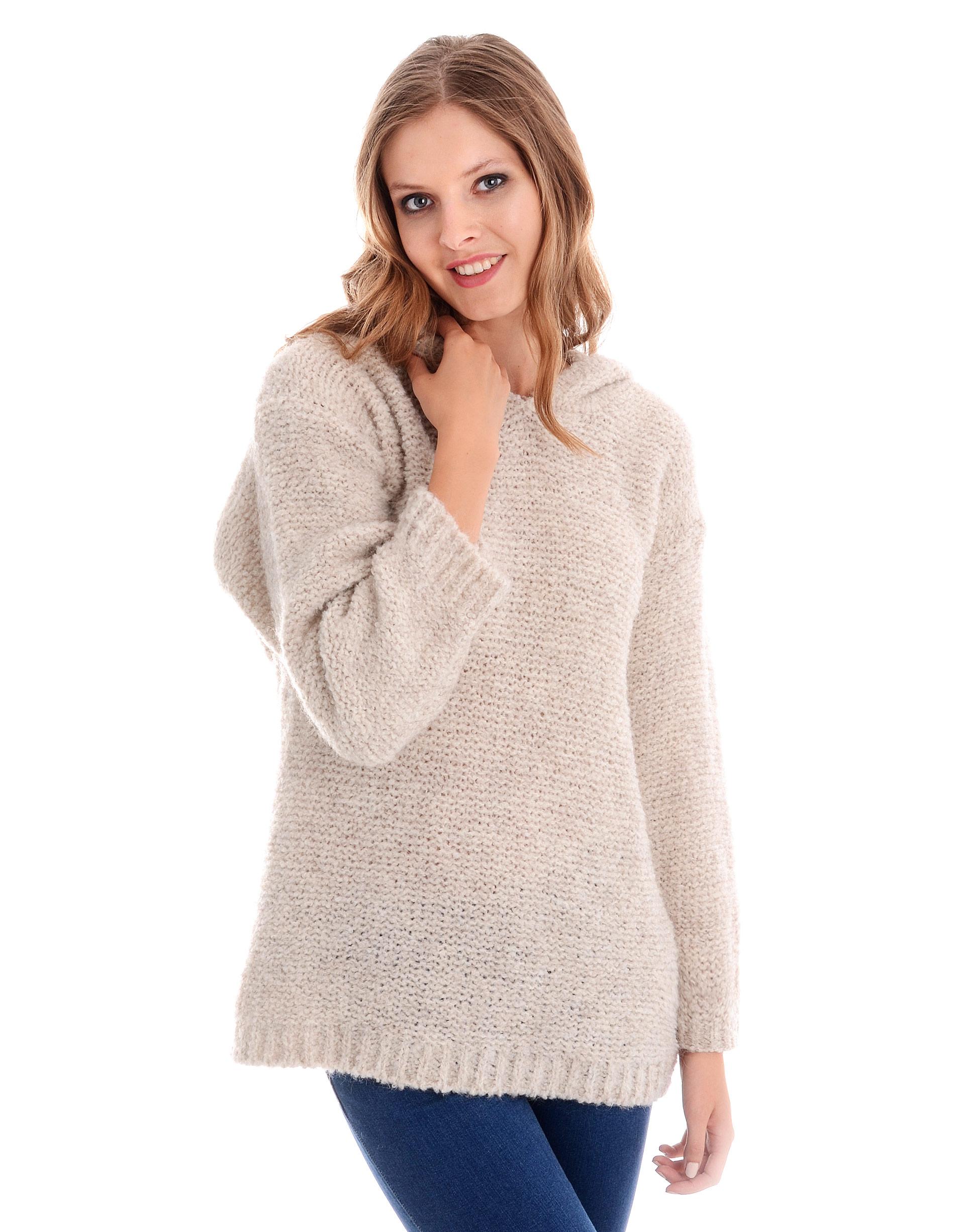 Sweter - 67-15644 BECH - Unisono