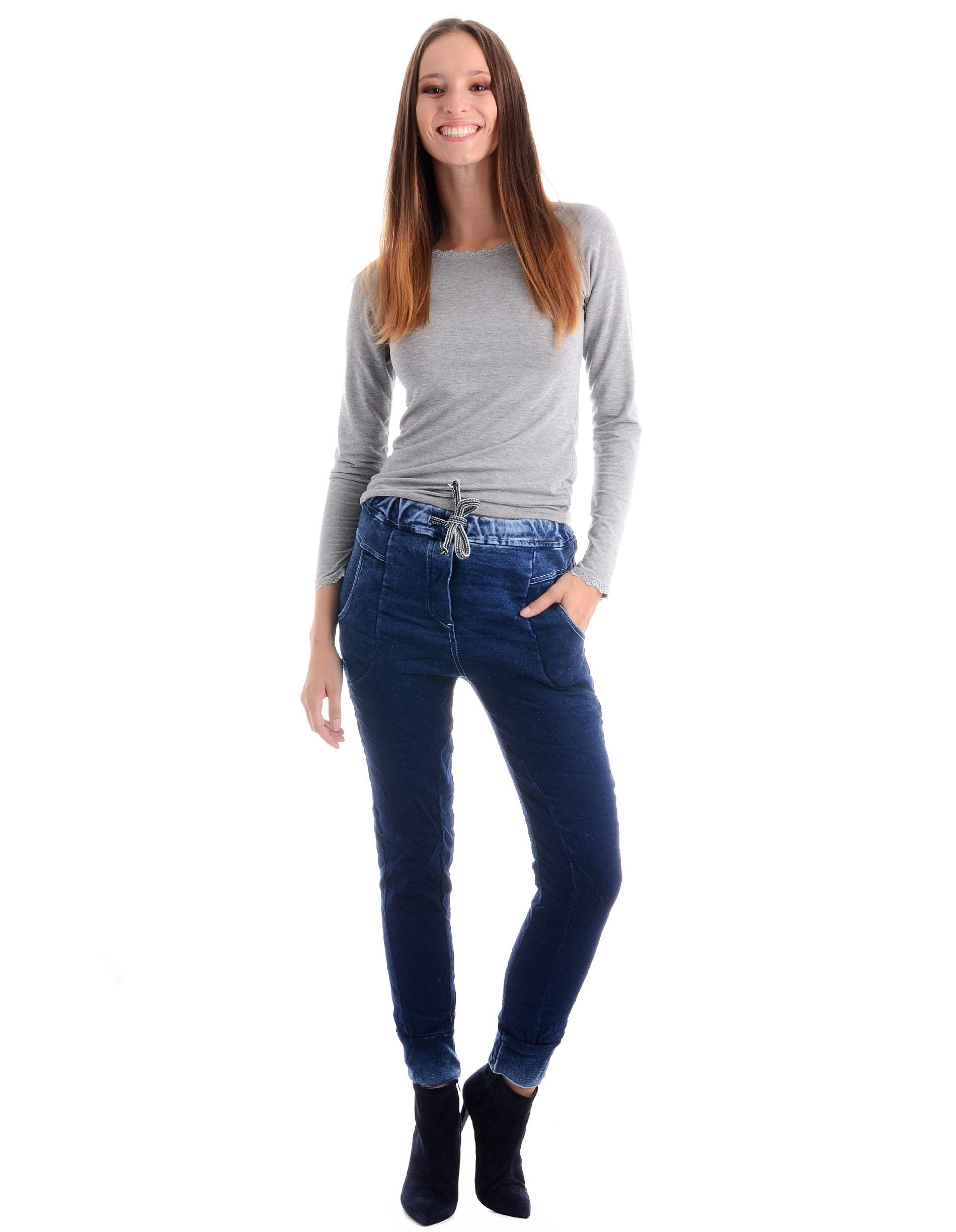Spodnie - 137-2951 BLU - Unisono