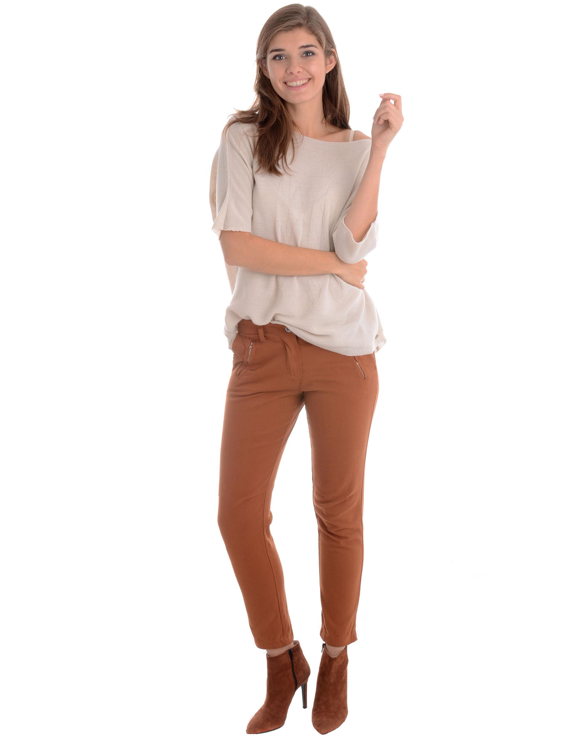 Spodnie - 13-16065A MAT - Unisono