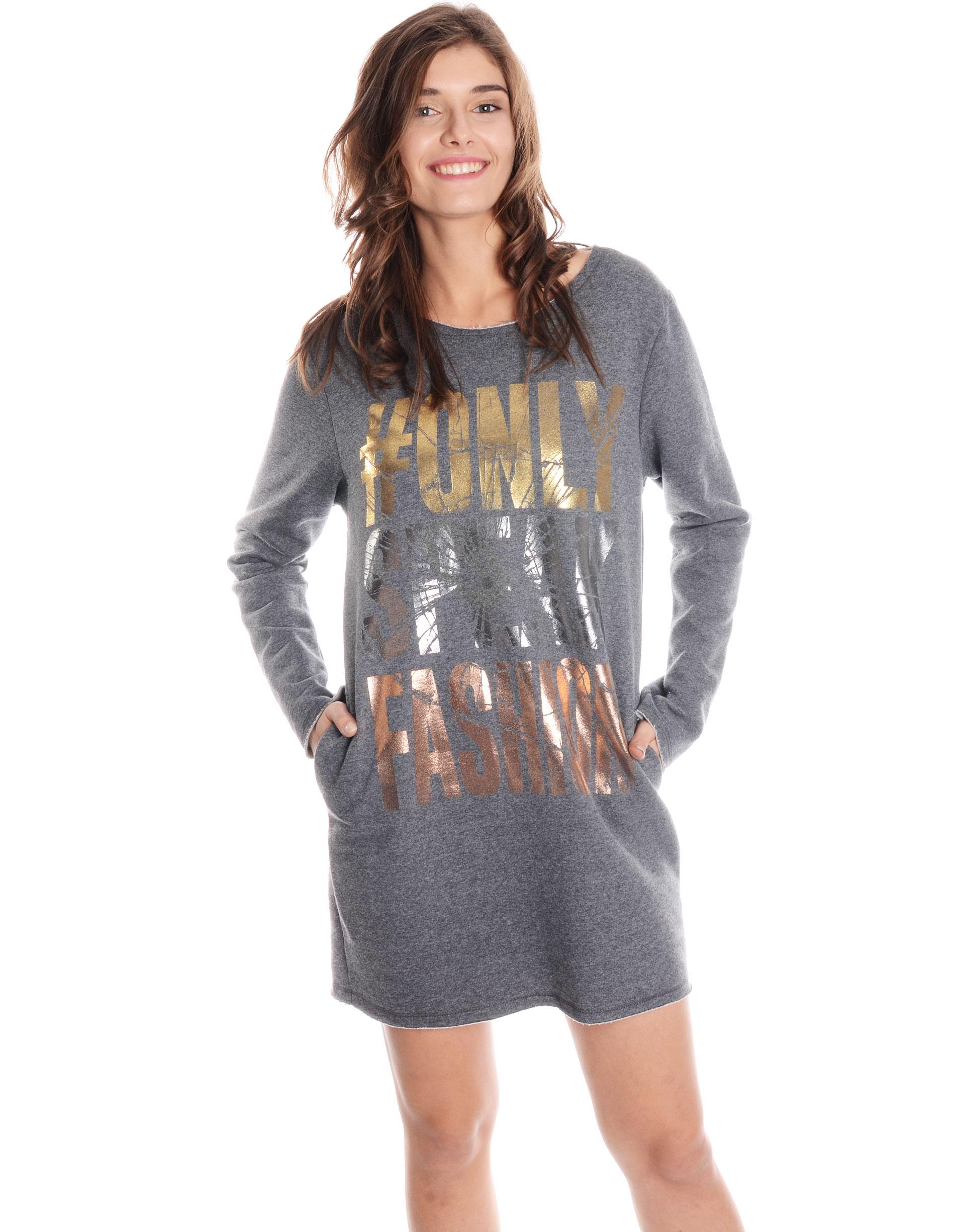 Sukienka - 118-90192 GRM - Unisono