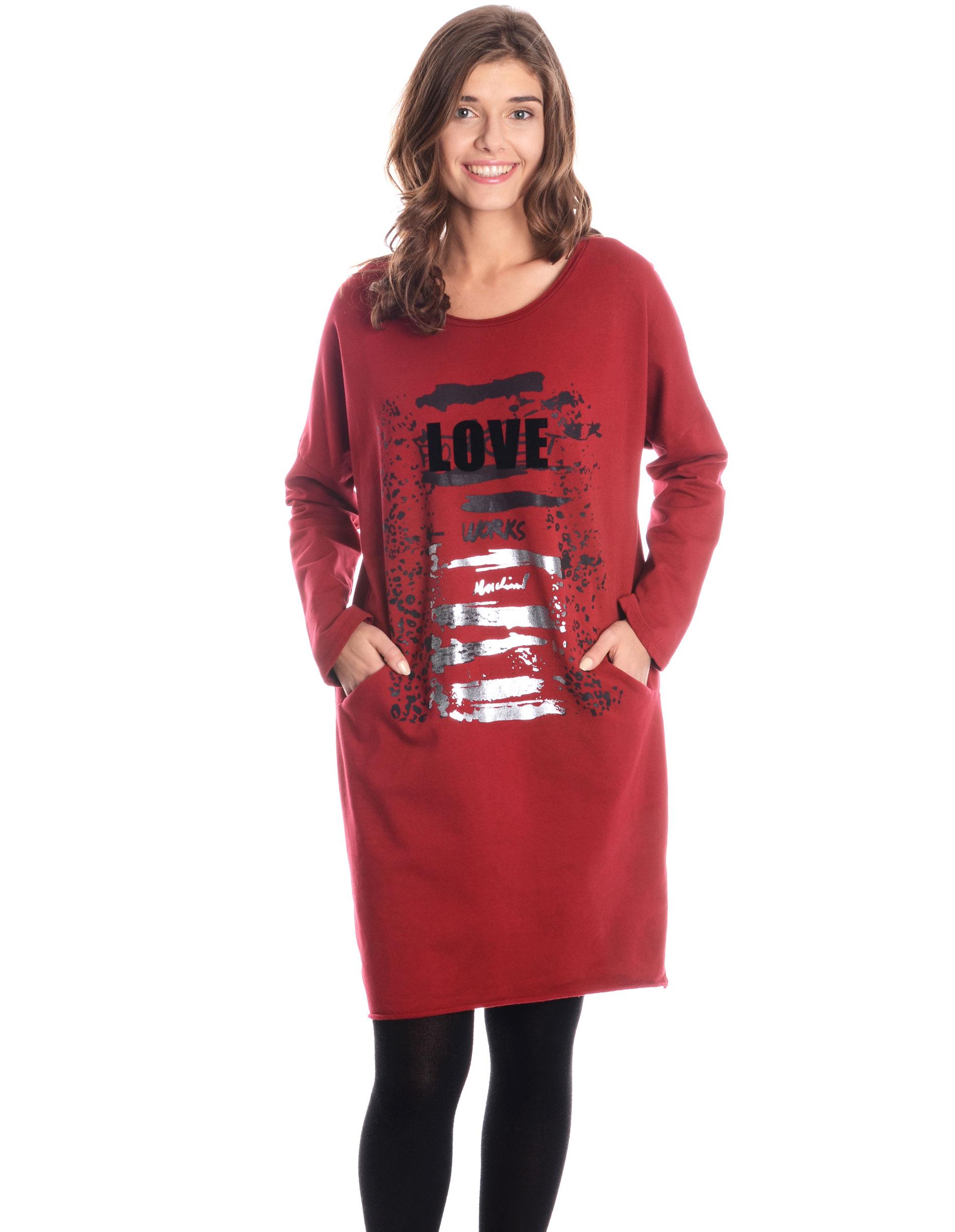 Sukienka - 119-163322 RO - Unisono