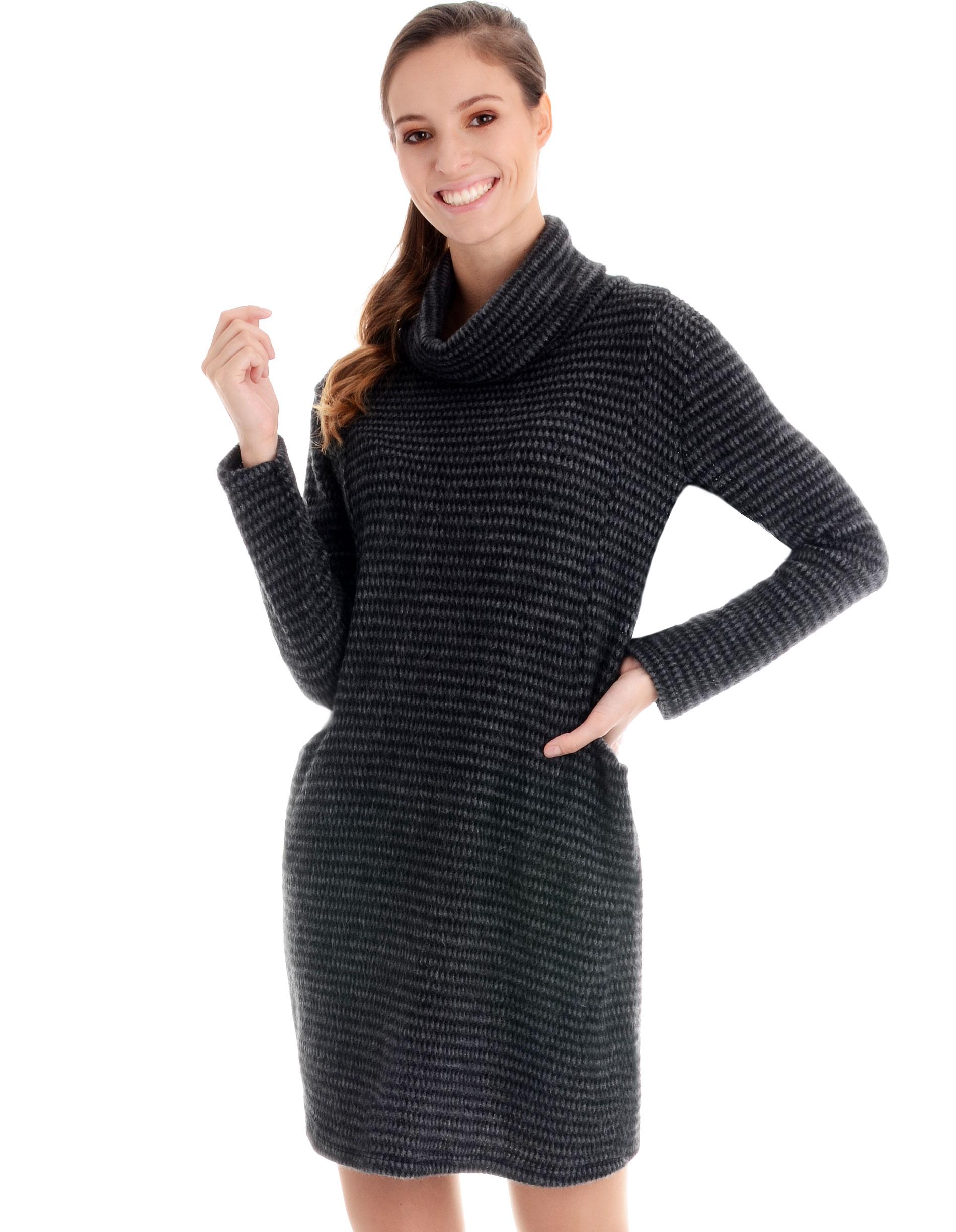 Sukienka - 109-6273 GRSC - Unisono