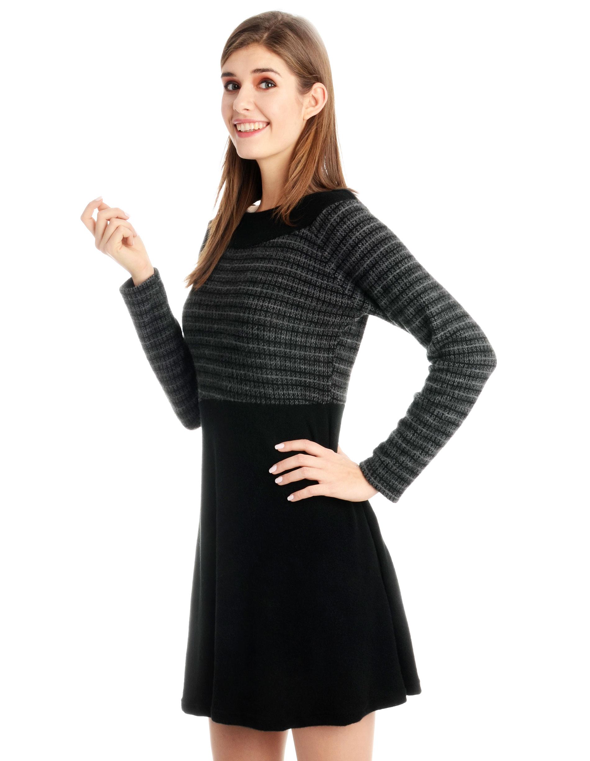 Sukienka - 109-6274 GRSC - Unisono