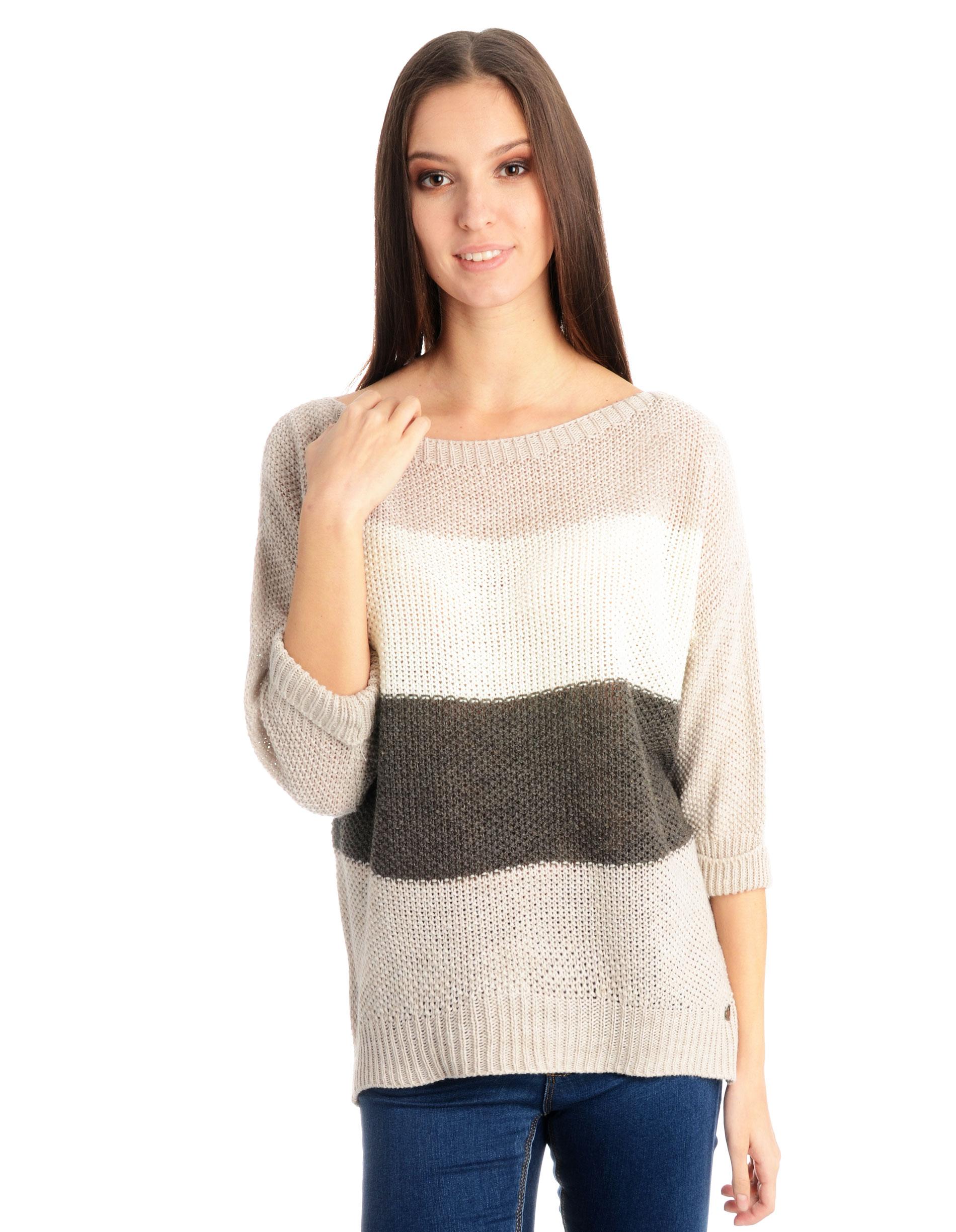 Sweter - 4-1557R BE CH - Unisono
