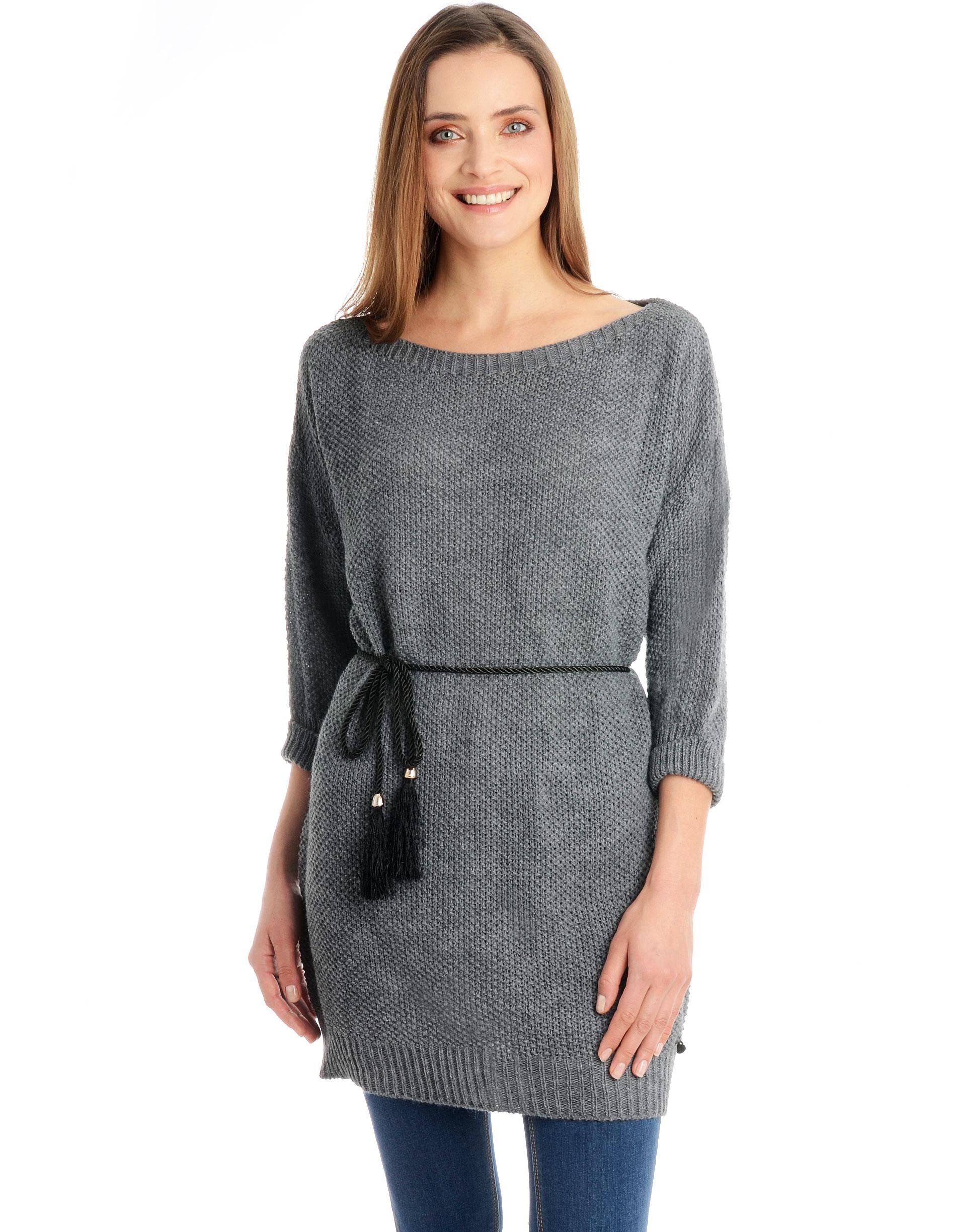 Sweter - 4-5013 GRI SC - Unisono