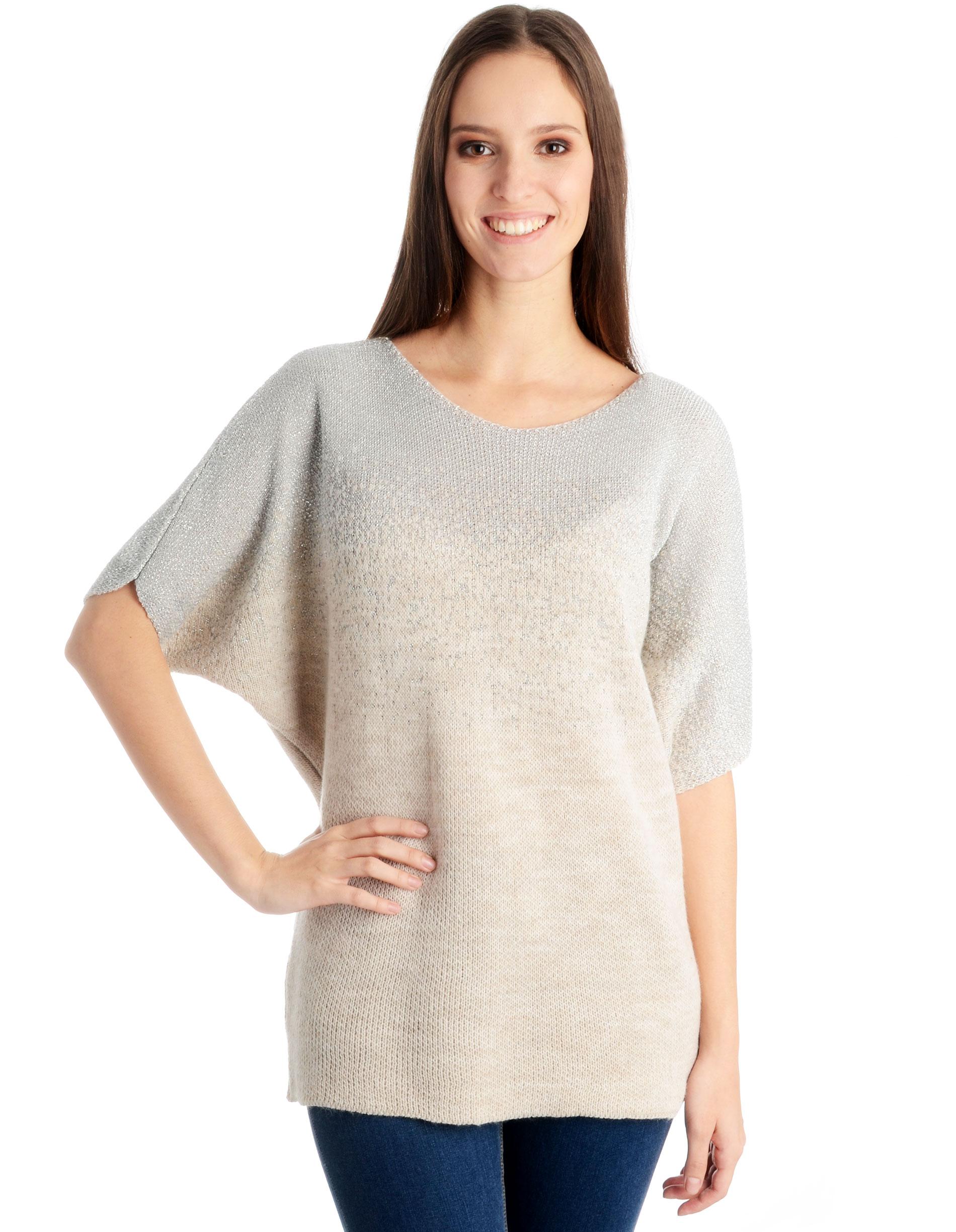 Sweter - 4-5126-1 BC-A - Unisono