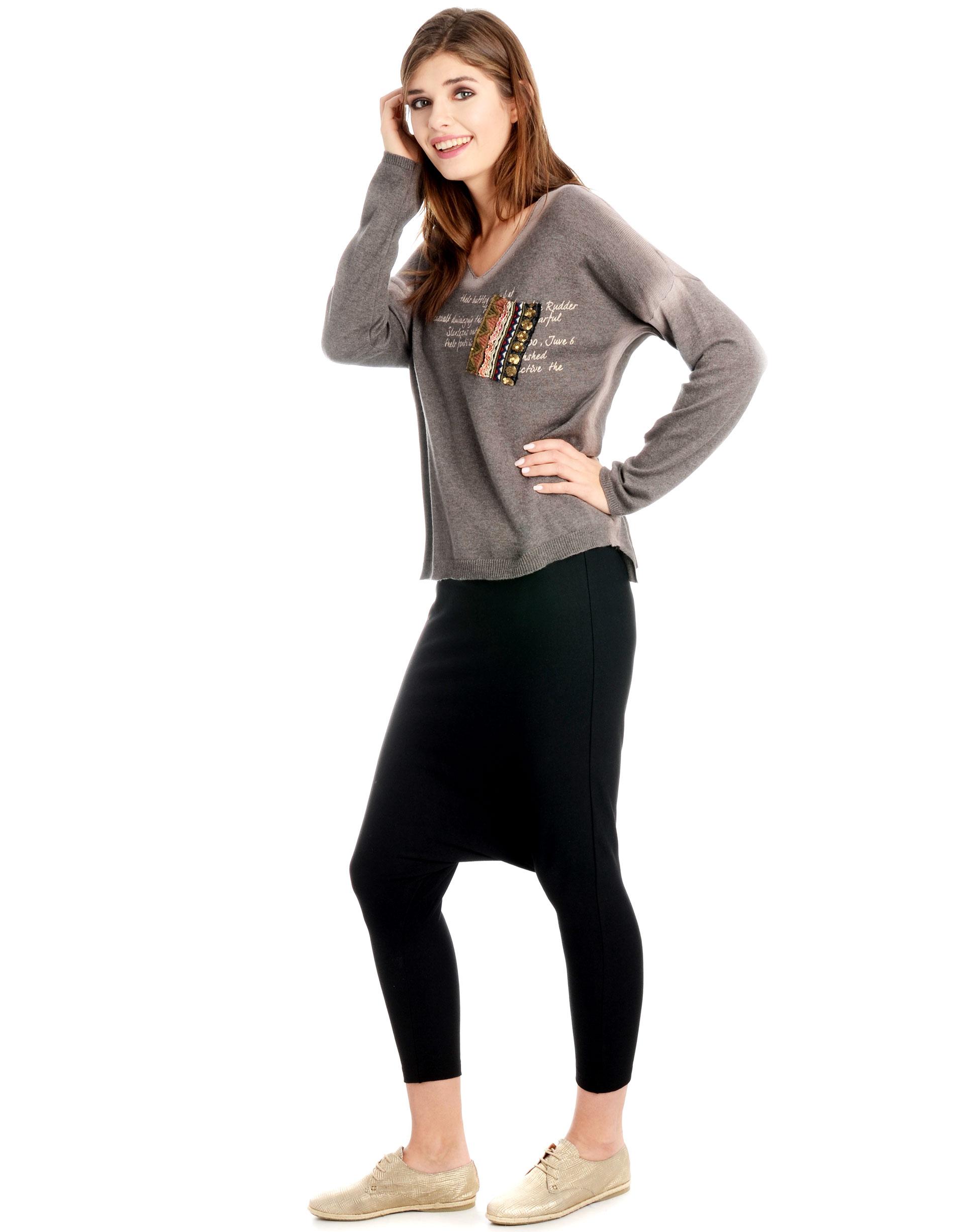 Spodnie - 118-200 NERO - Unisono