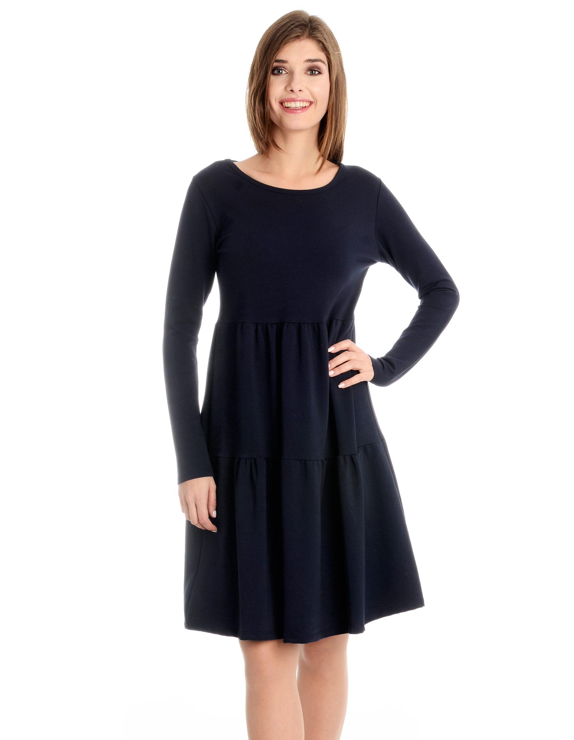 Sukienka - 118-767 BL SC - Unisono