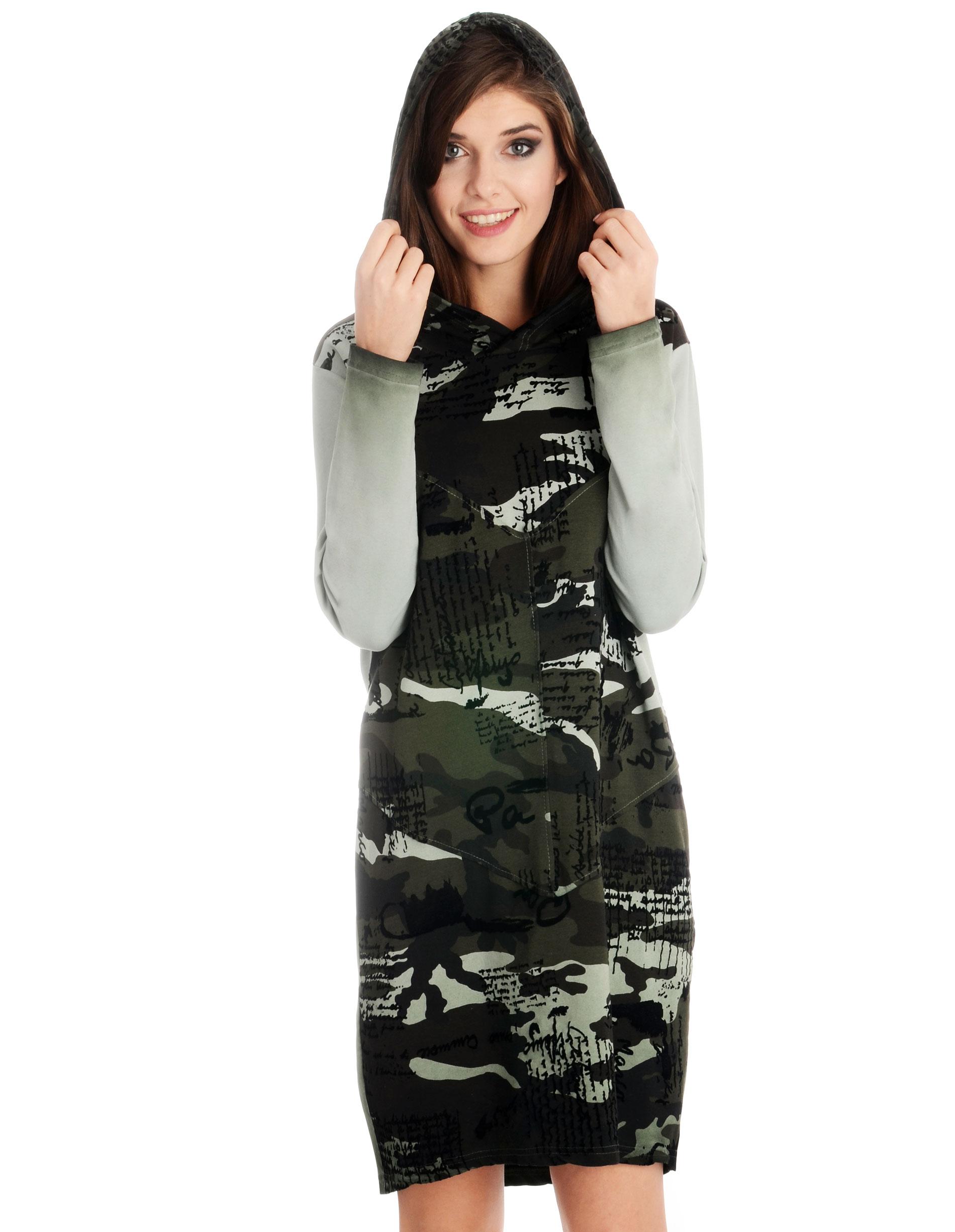 Sukienka - 104-6503 MILI - Unisono