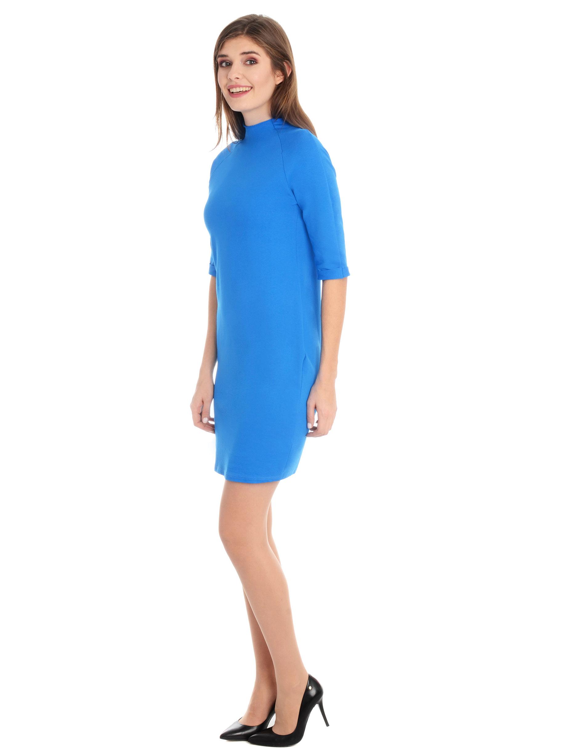 Sukienka - 118-789 ROYAL - Unisono