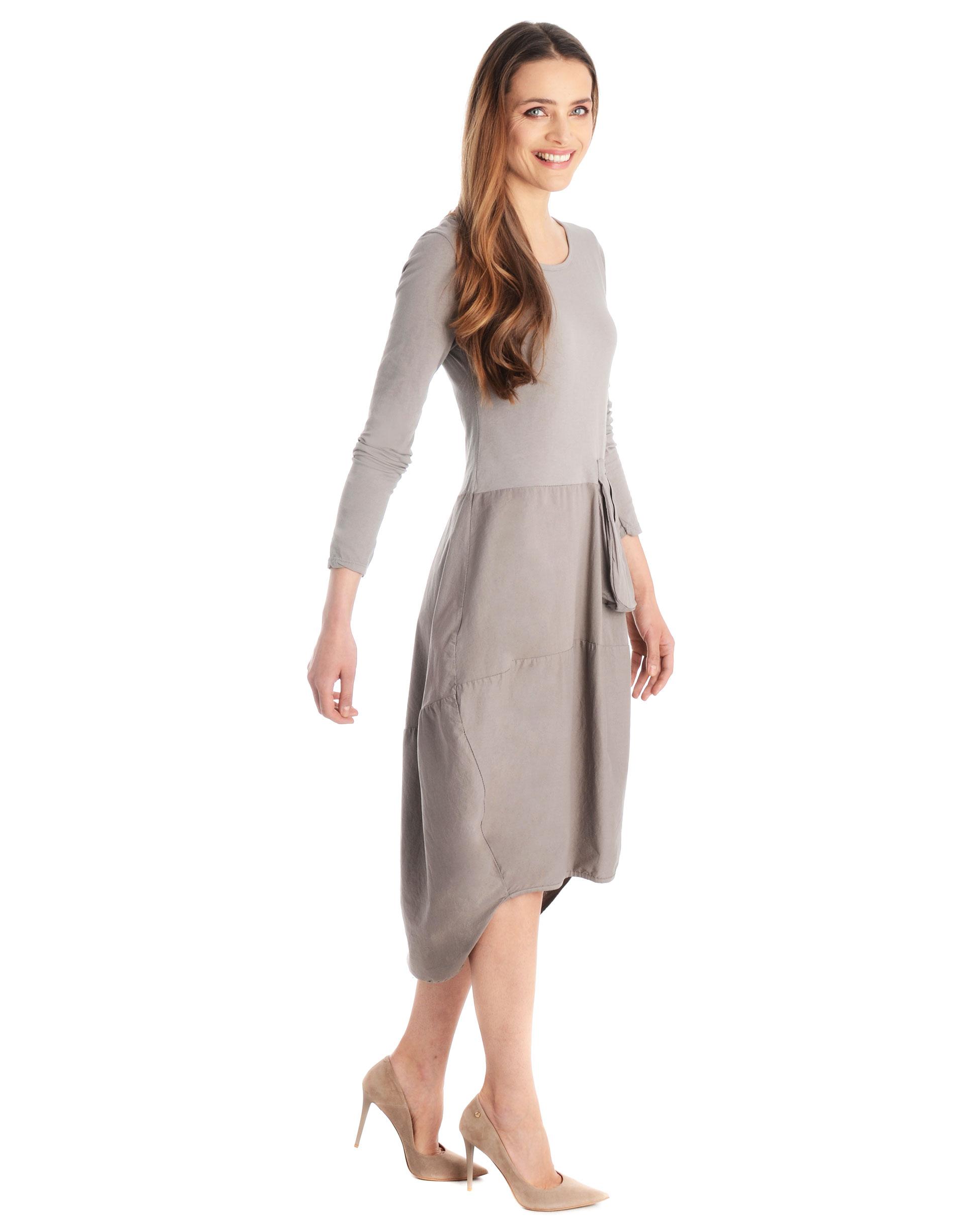 Sukienka - 138-02430 FAN - Unisono
