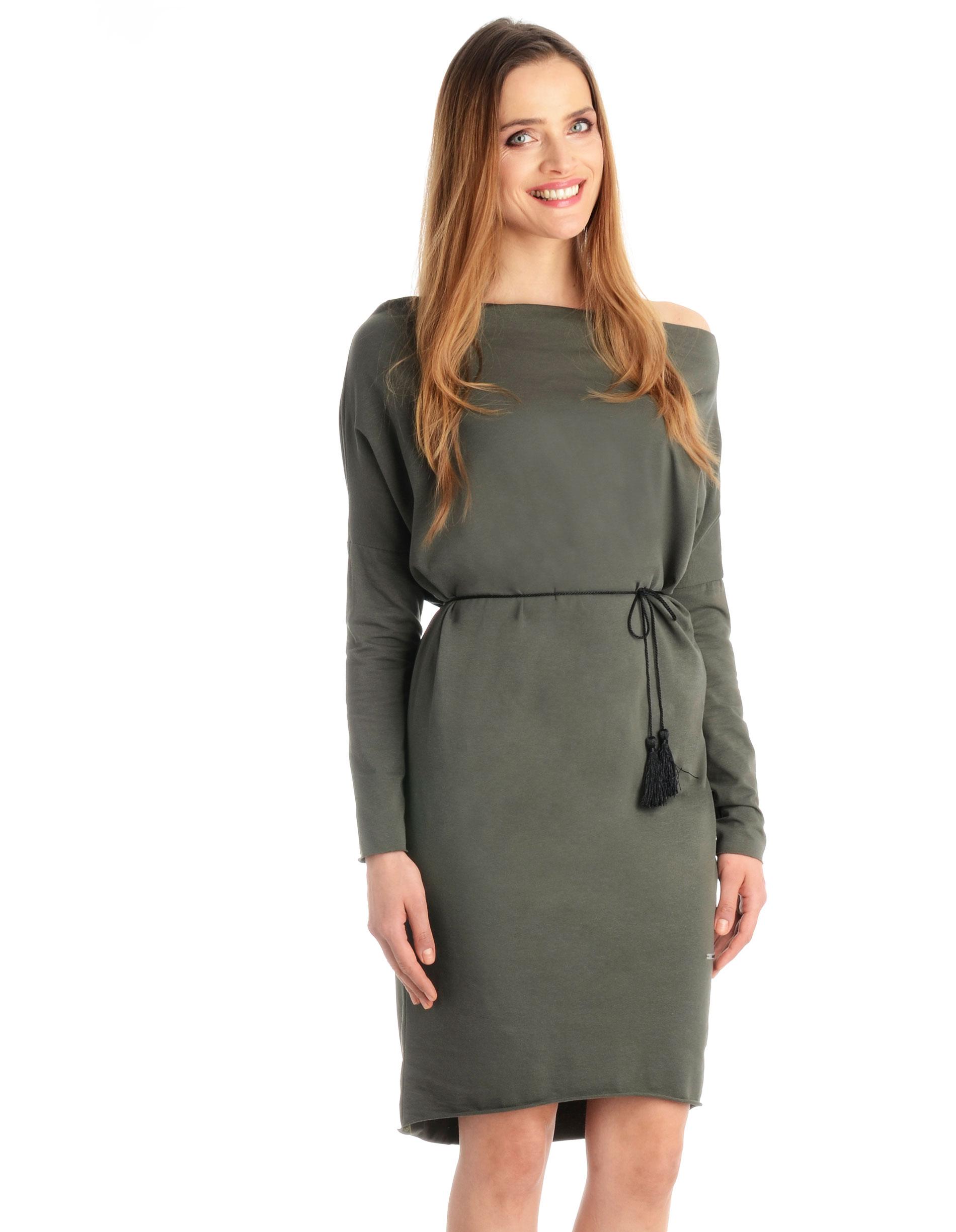 Sukienka - 30-84406C MIL - Unisono