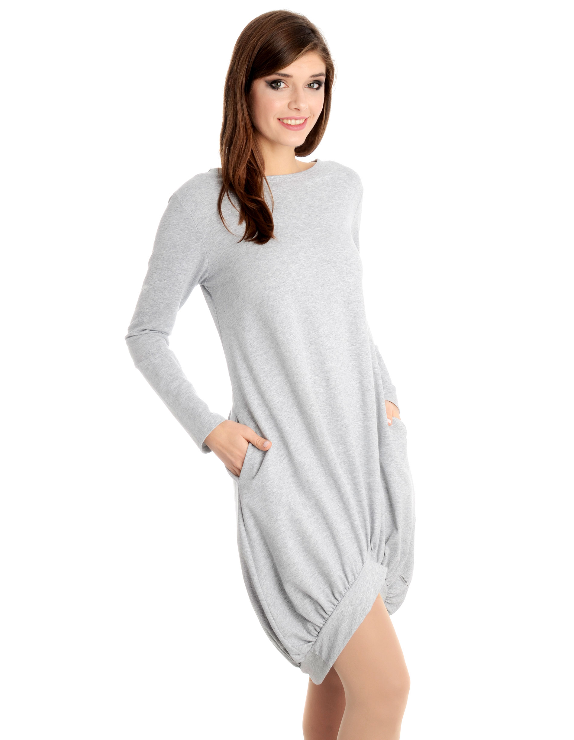 Sukienka - 30-86223 GRCH - Unisono