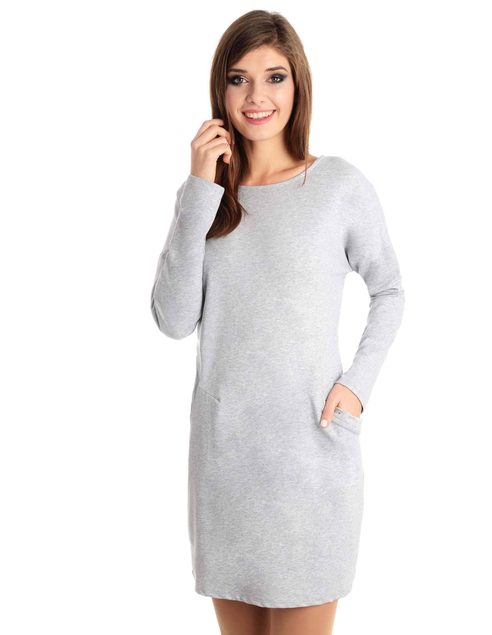 Sukienka - 30-86213 GRCH - Unisono