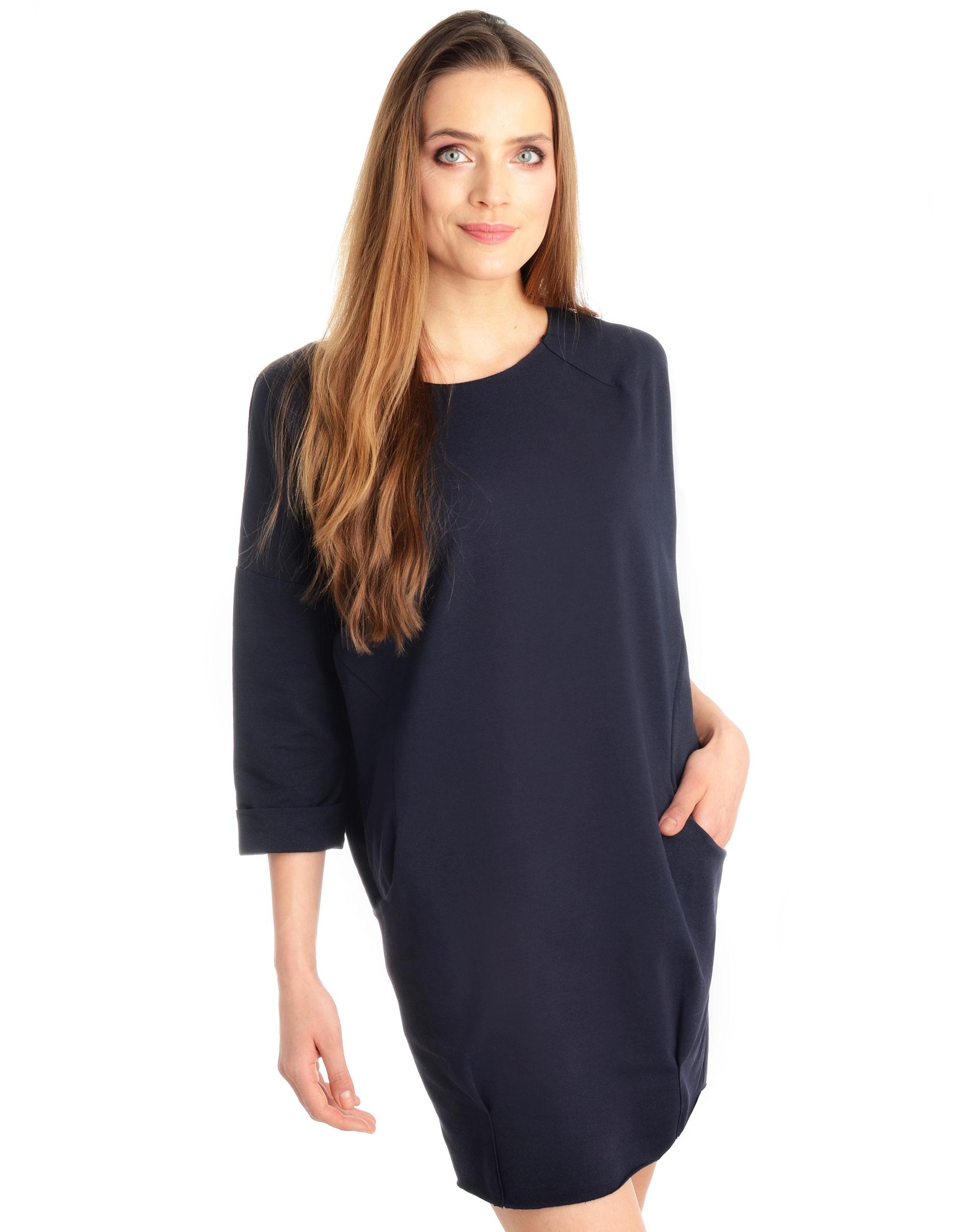 Sukienka - 109-6299 BLSC - Unisono
