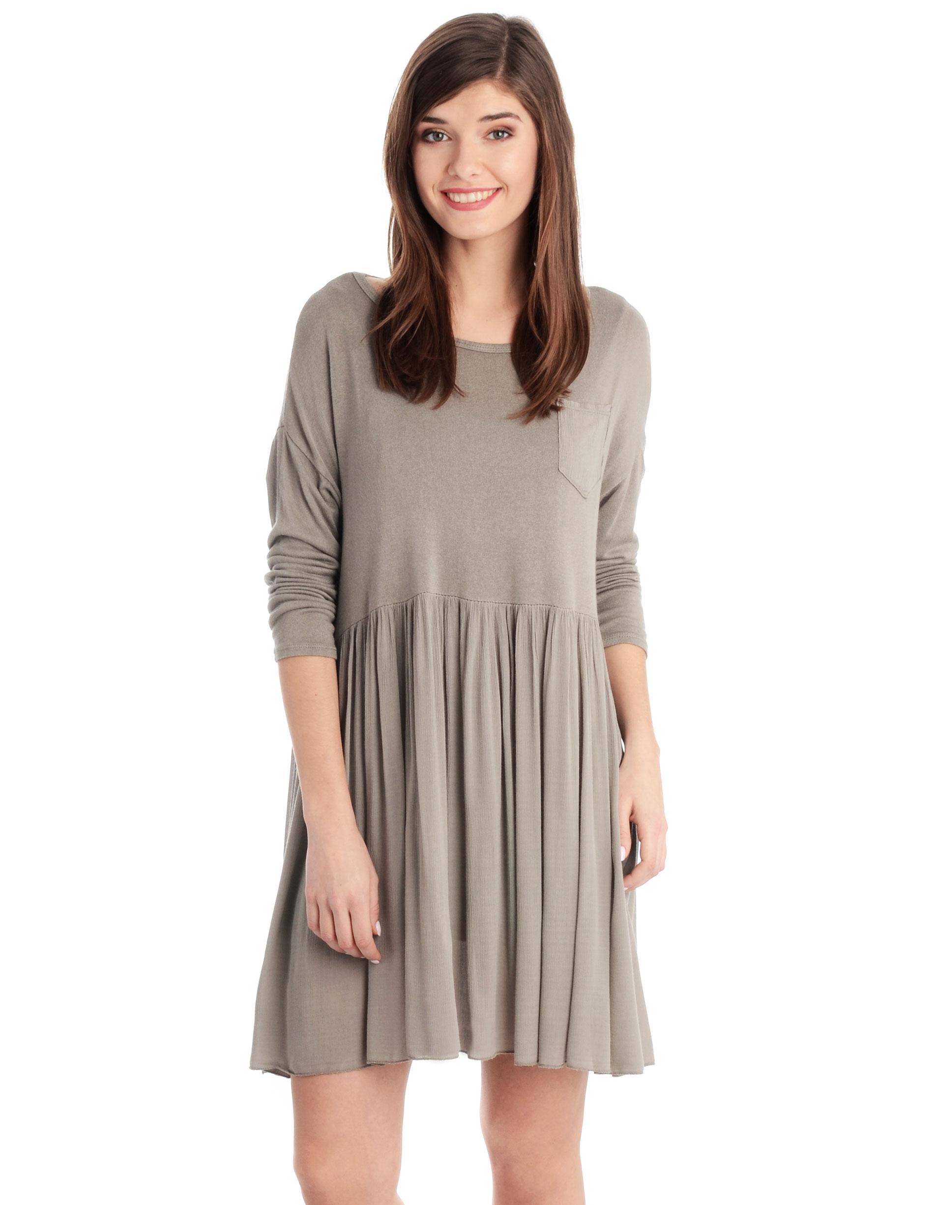 Sukienka - 34-2343 FANGO - Unisono