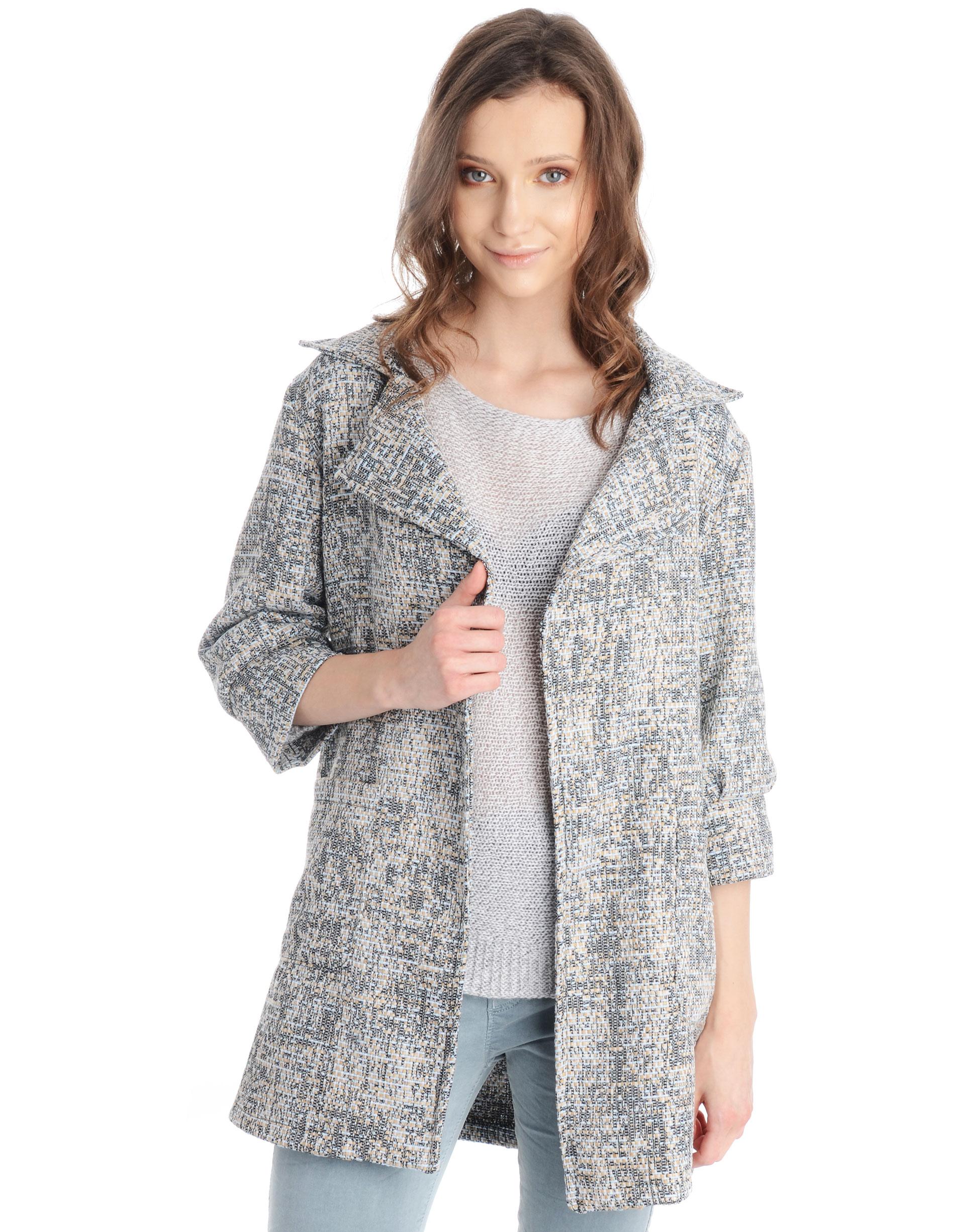 Płaszcz materiałowy - 34-3805 CELES - Unisono