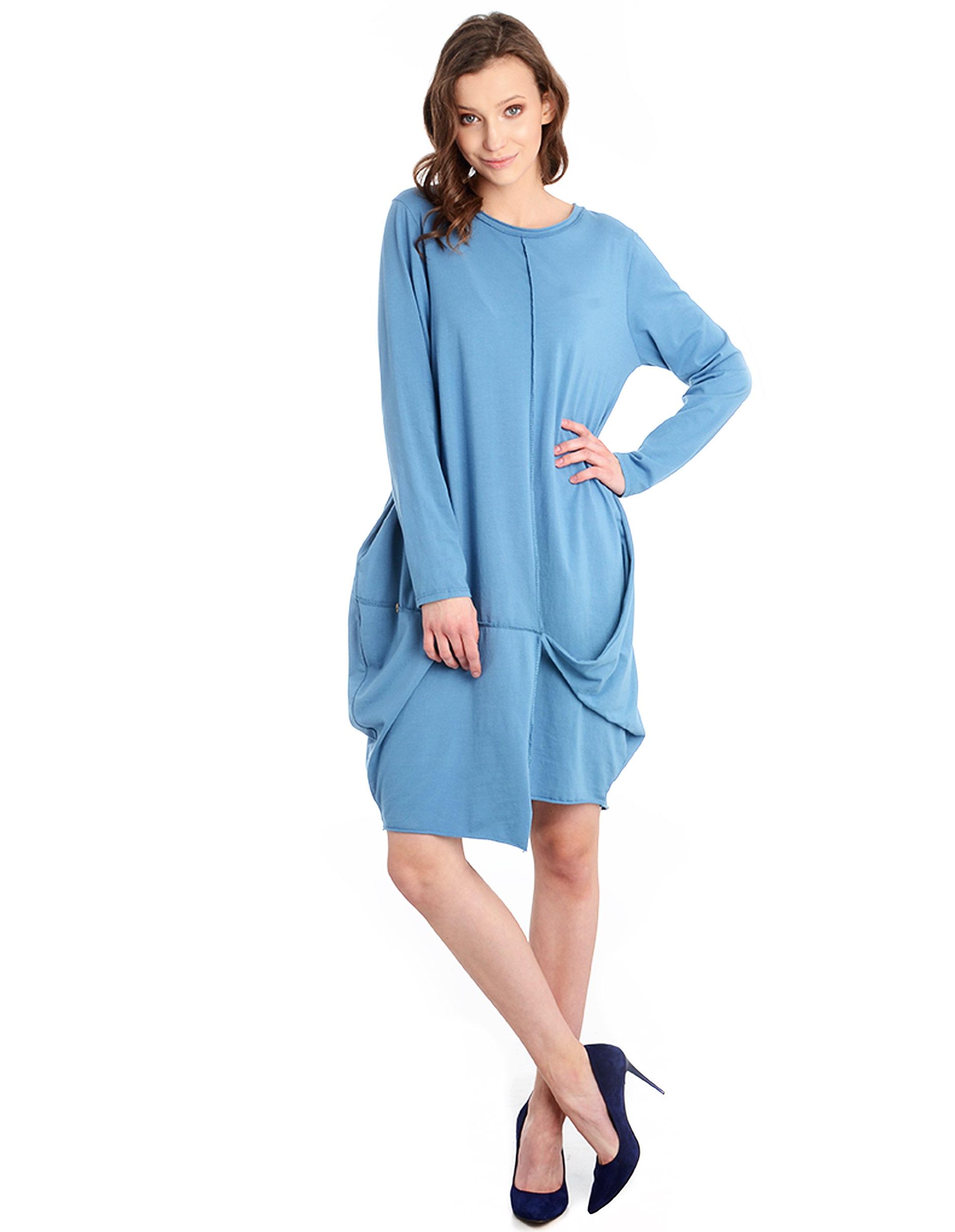 Sukienka - 109-6316 JEAN - Unisono
