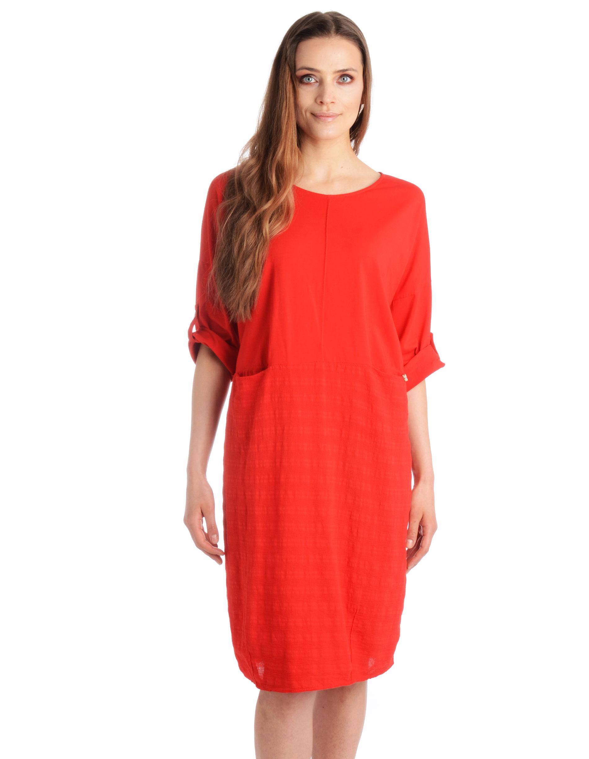 Sukienka - 109-7022 ROSS - Unisono